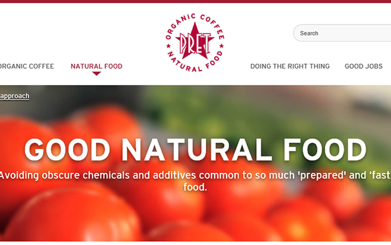 Two ads for Pret A Manger have been banned for implying that its products are natural despite some containing artificial additives (ASA/PA Wire)