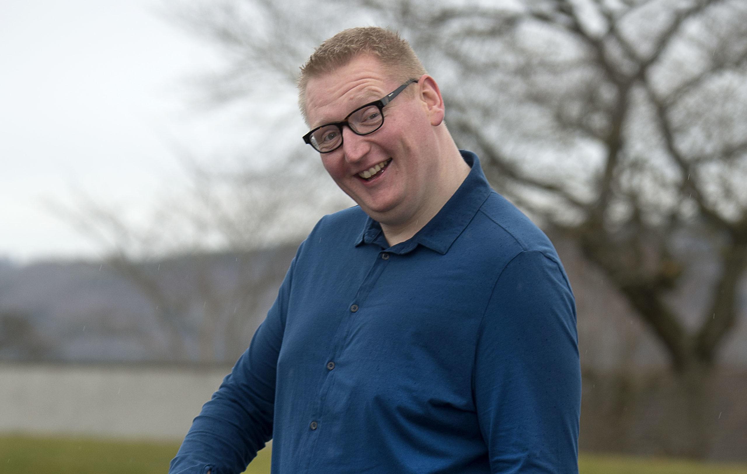 David Walker, Inverness (Trevor Martin)