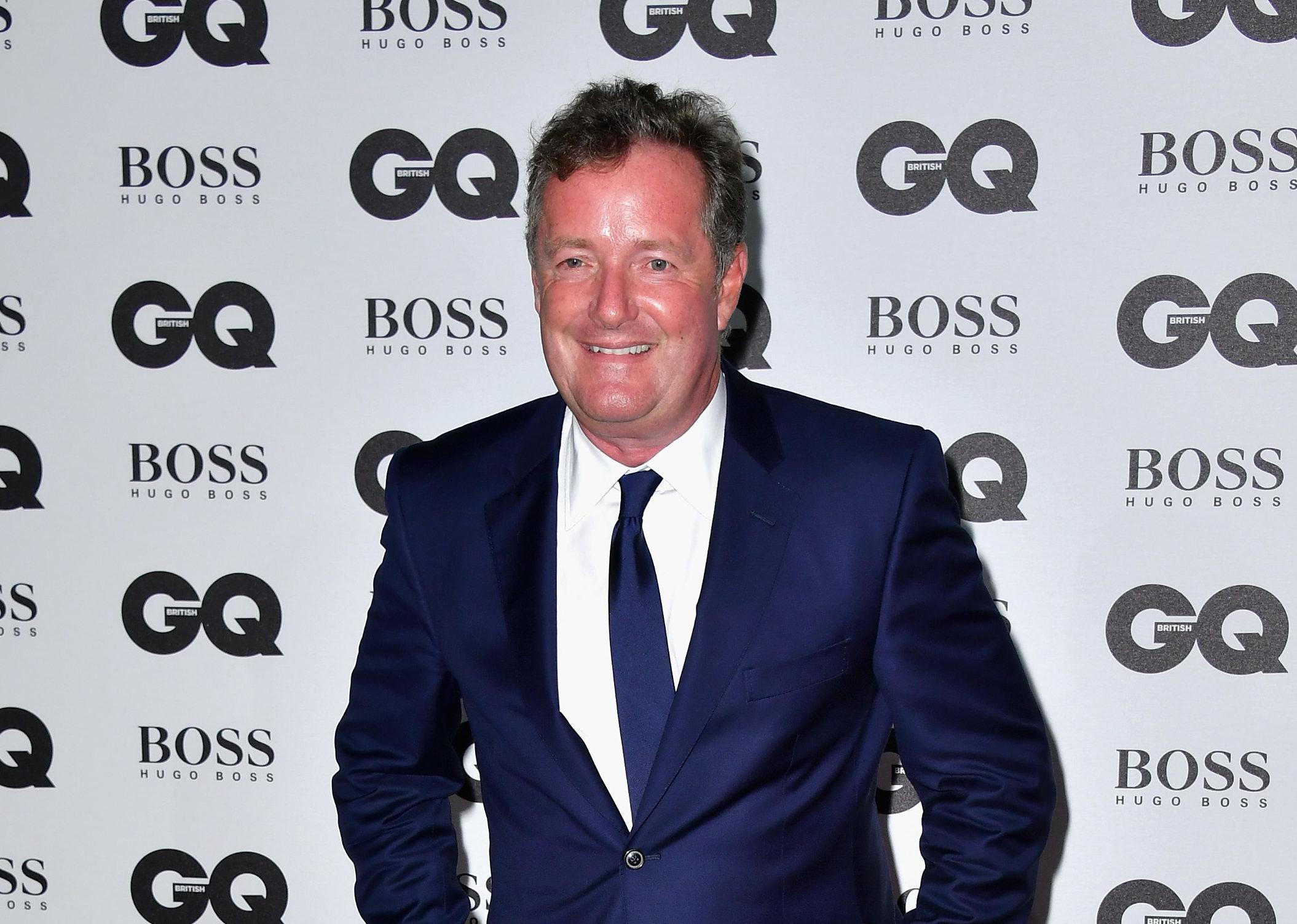Piers Morgan (Gareth Cattermole/Getty Images)