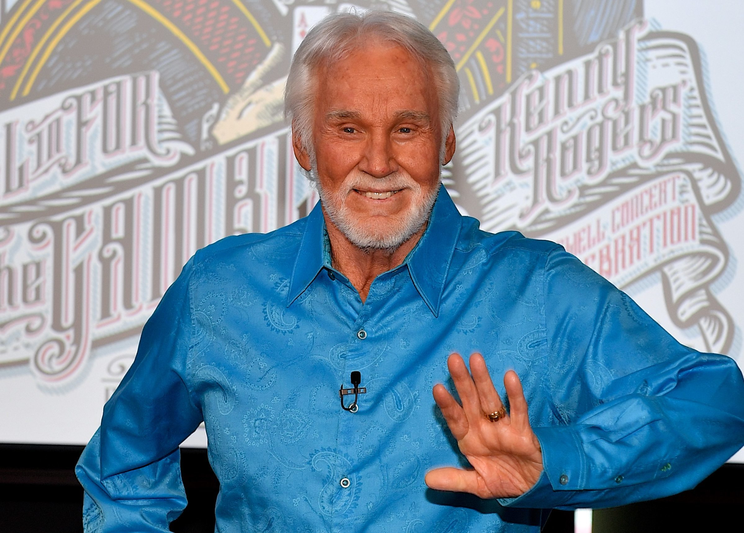 Kenny Rogers (Jason Davis/Getty Images)