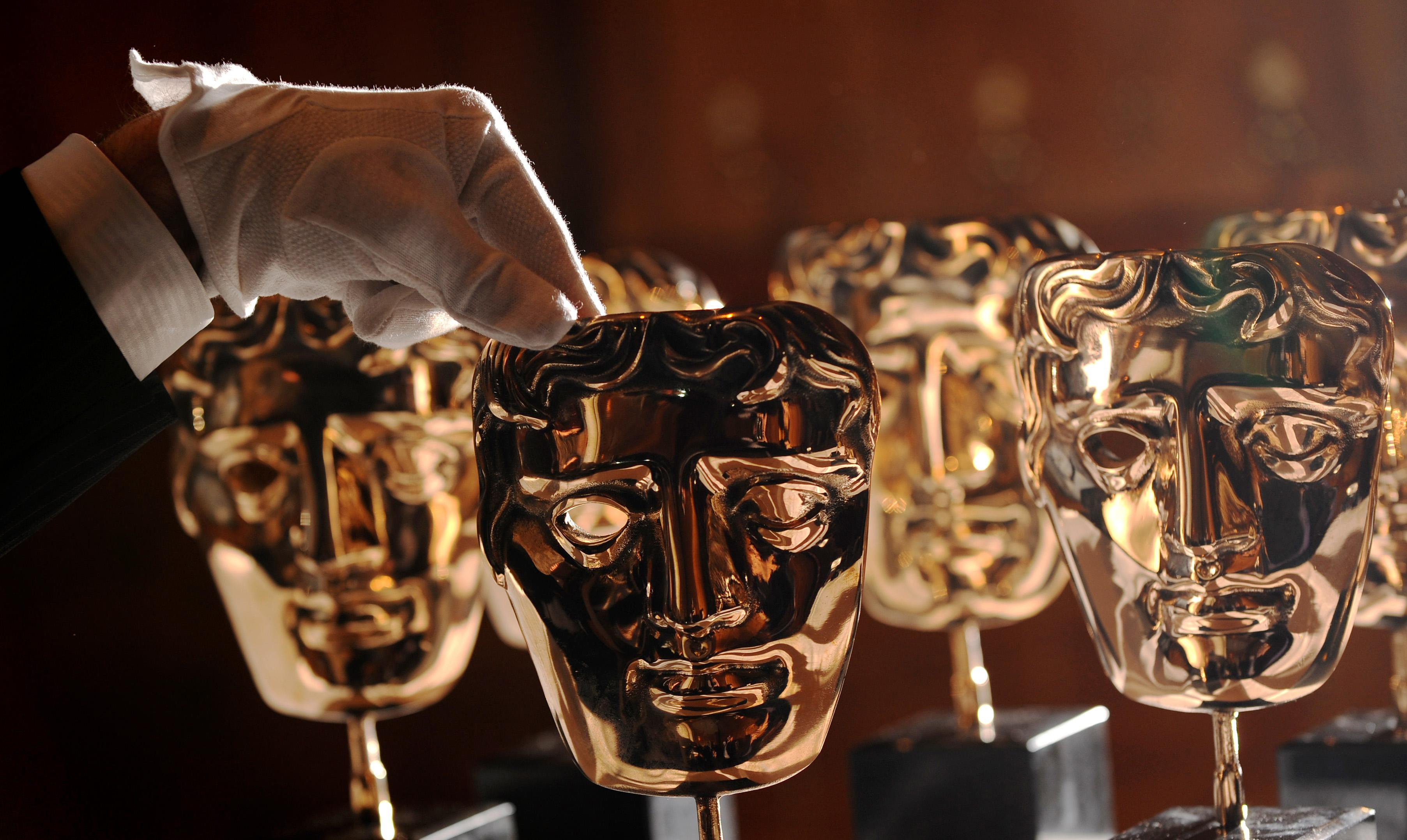 BAFTA award masks