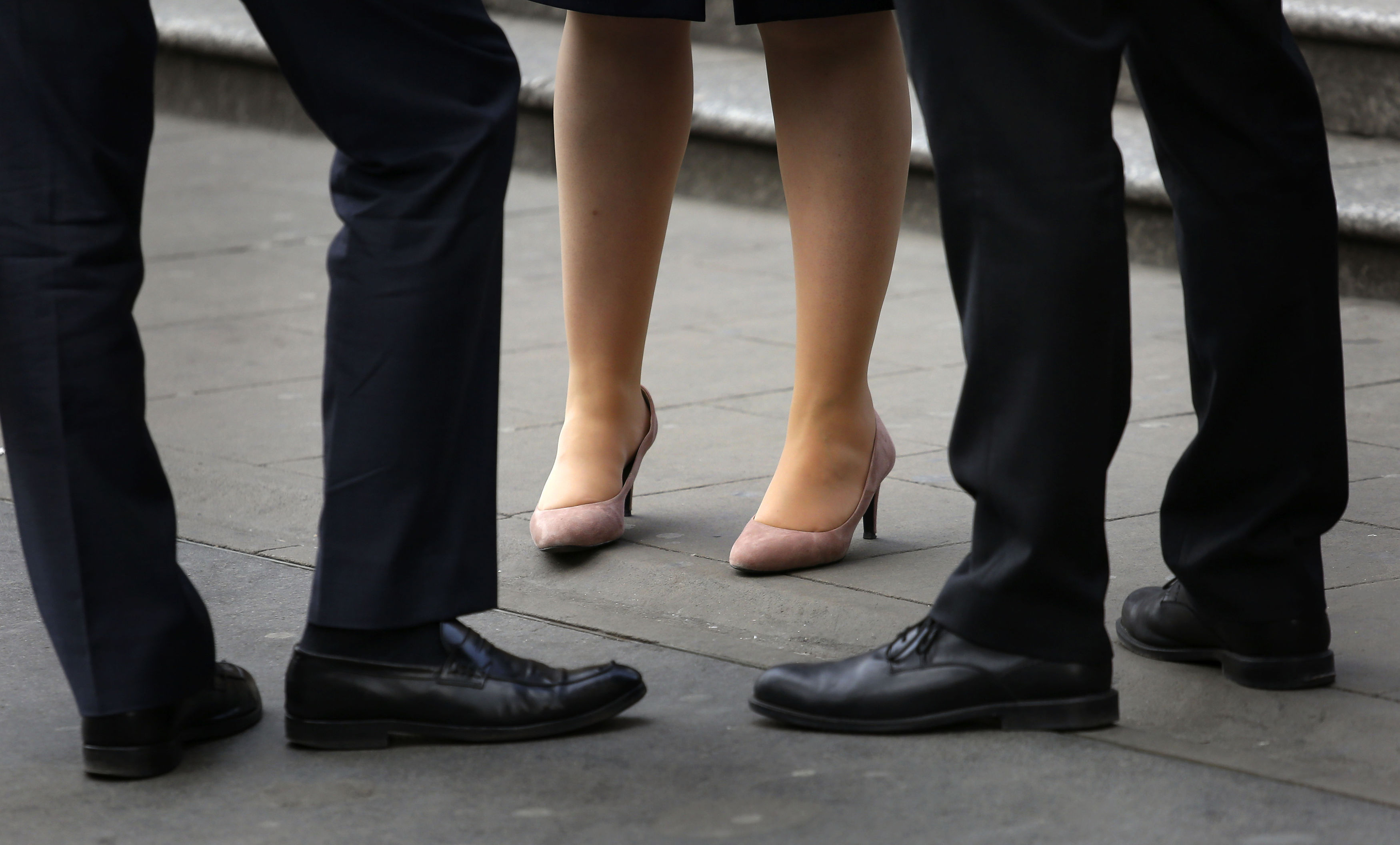 The companies with the top ten worst gender pay gaps have been revealed (Philip Toscano/PA Wire)