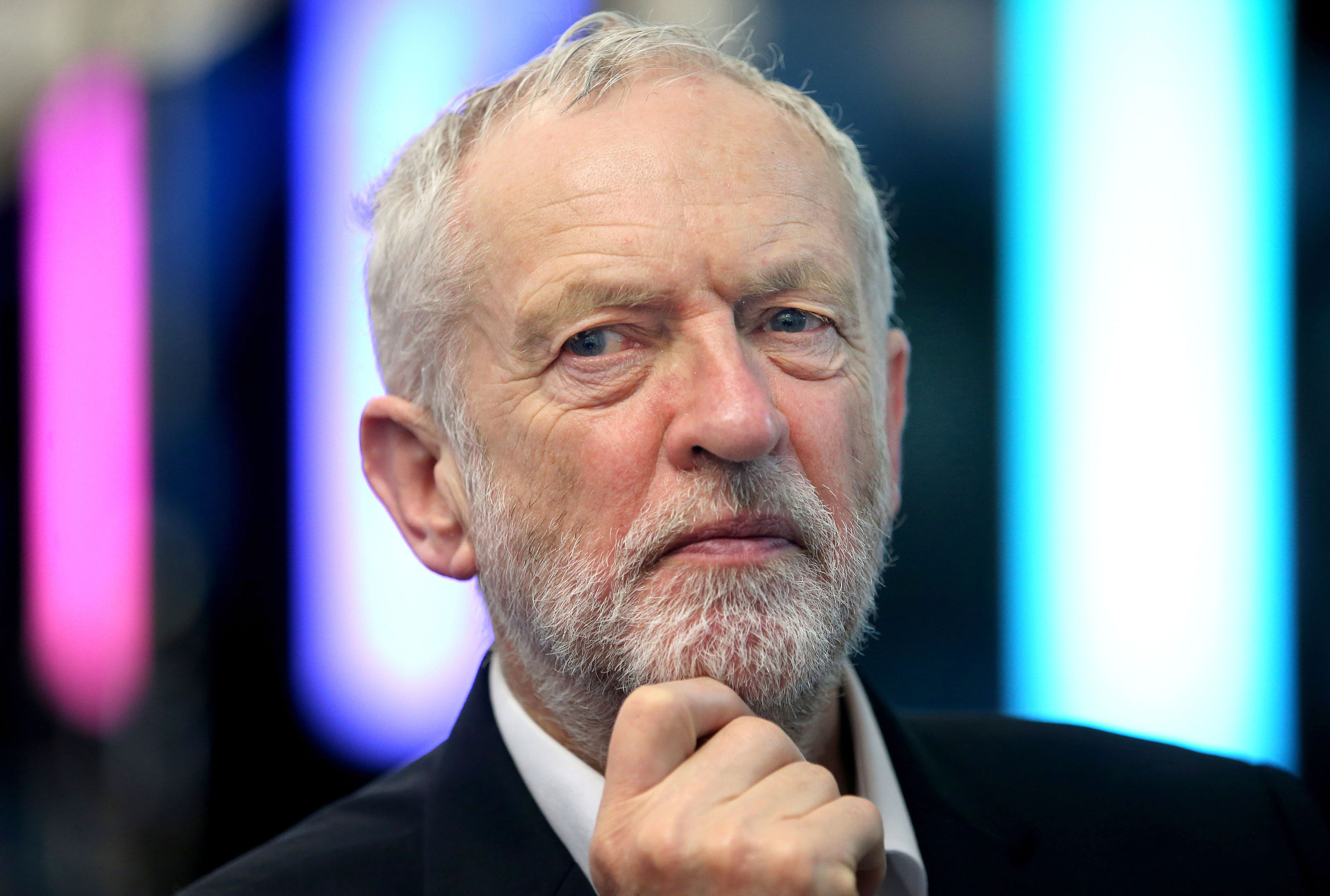 Jeremy Corbyn (Jane Barlow/PA Wire)