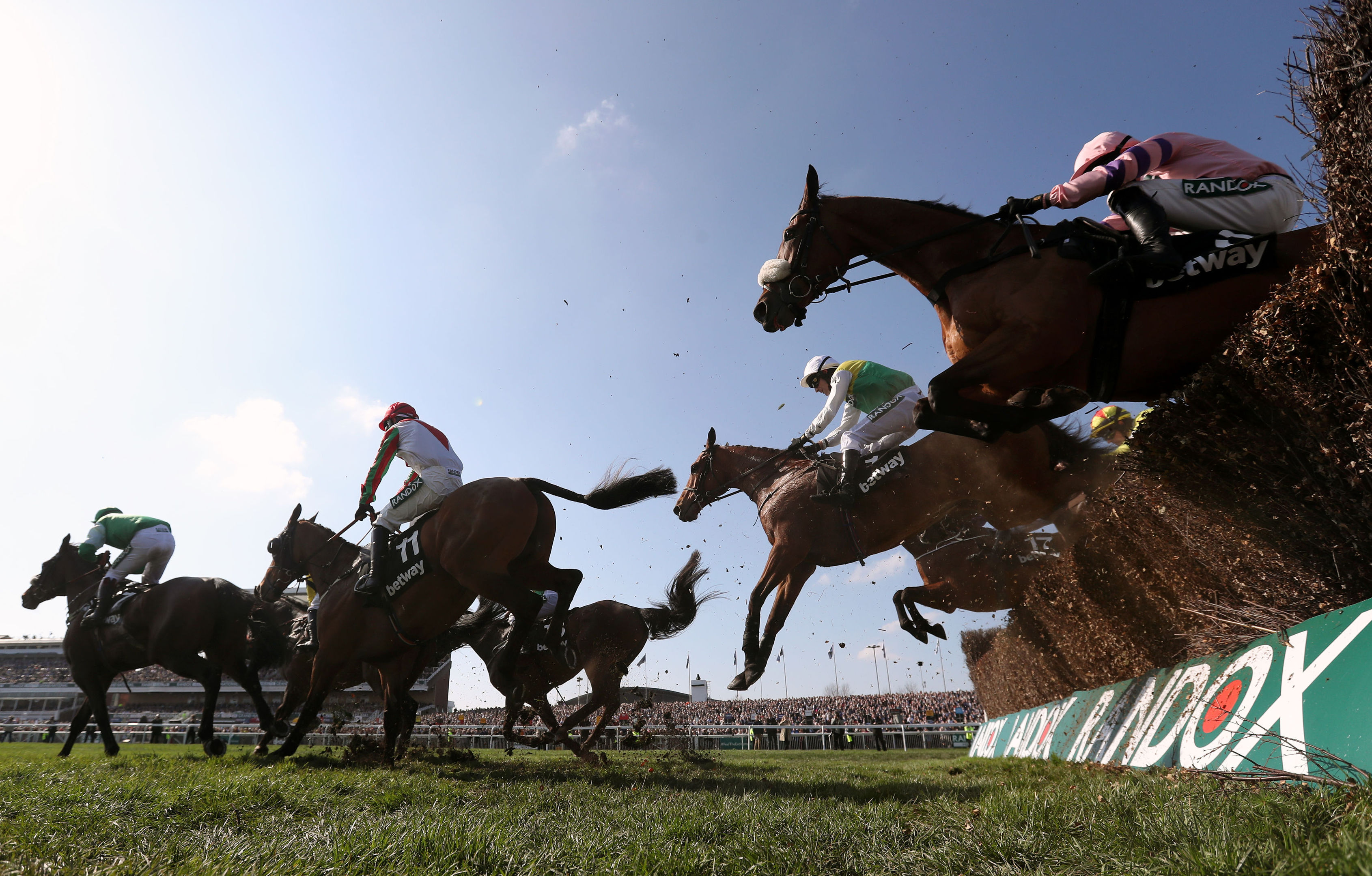 Aintree Racecourse, Liverpool (David Davies/PA Wire)