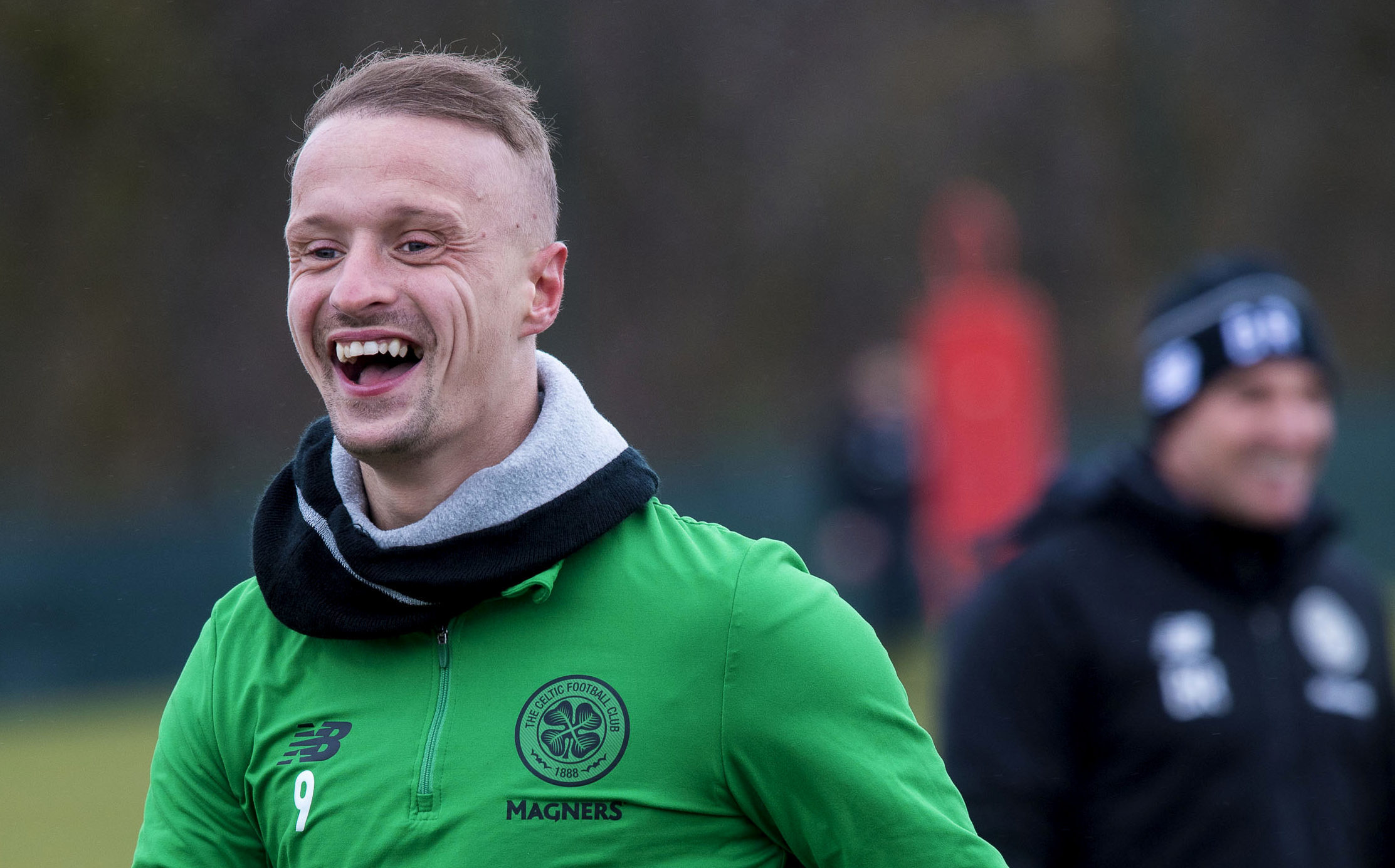 Celtic's Leigh Griffiths (SNS Group / Bill Murray)