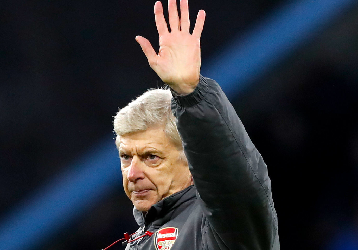 Arsenal manager Arsene Wenger (Martin Rickett/PA Wire)