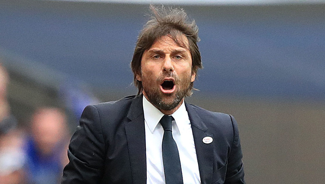 Chelsea manager Antonio Conte (Adam Davy/PA Wire)