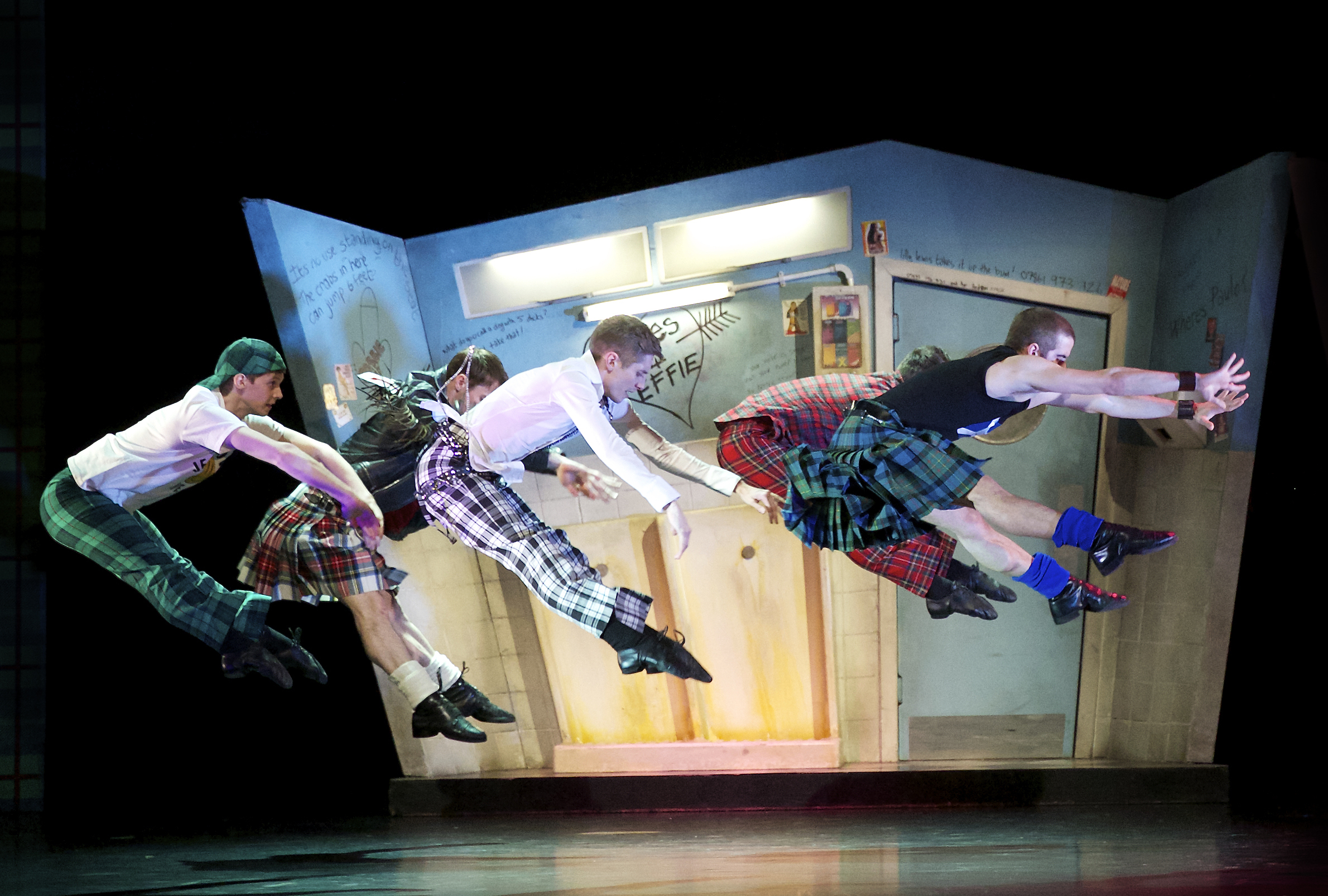 Scottish Ballet presents Matthew Bourne's Highland Fling (Andy Ross)
