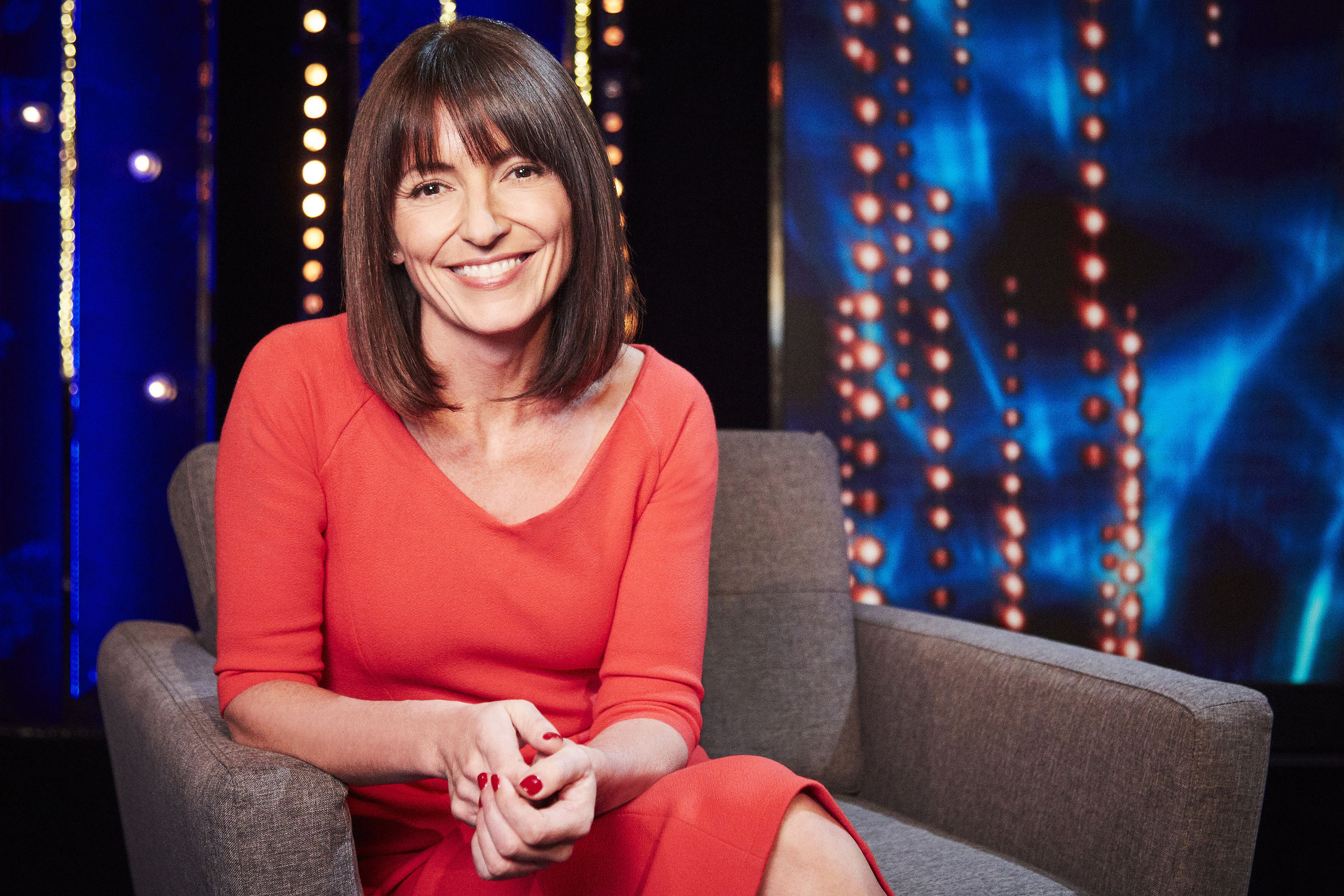Davina McCall (Twofour Production/ITV)