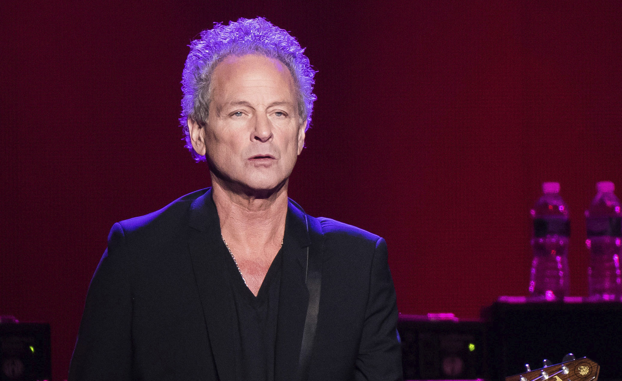 Lindsey Buckingham (Charles Sykes/Invision/AP, File)