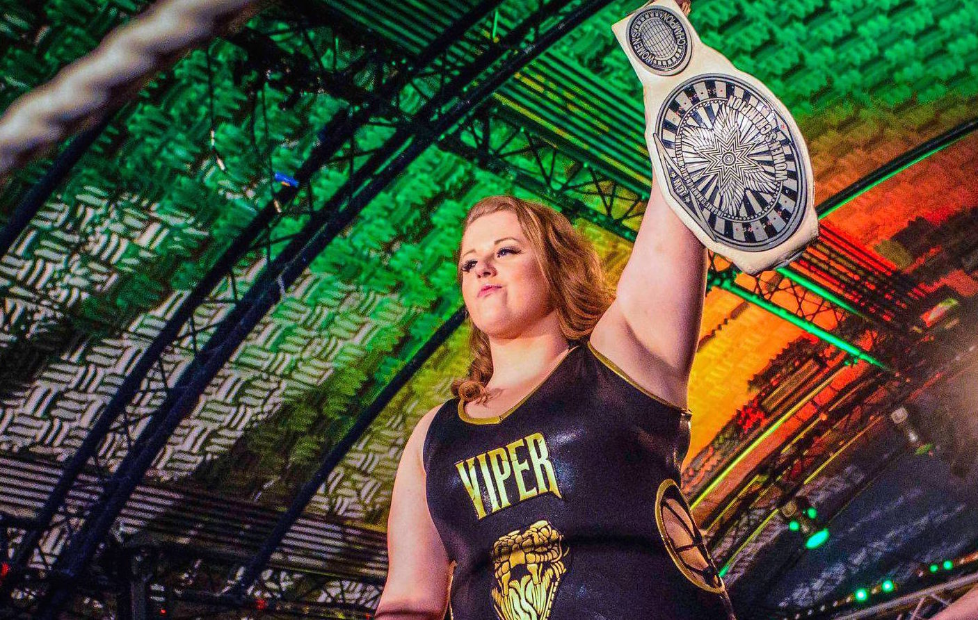 ICW Women's Champion Viper
