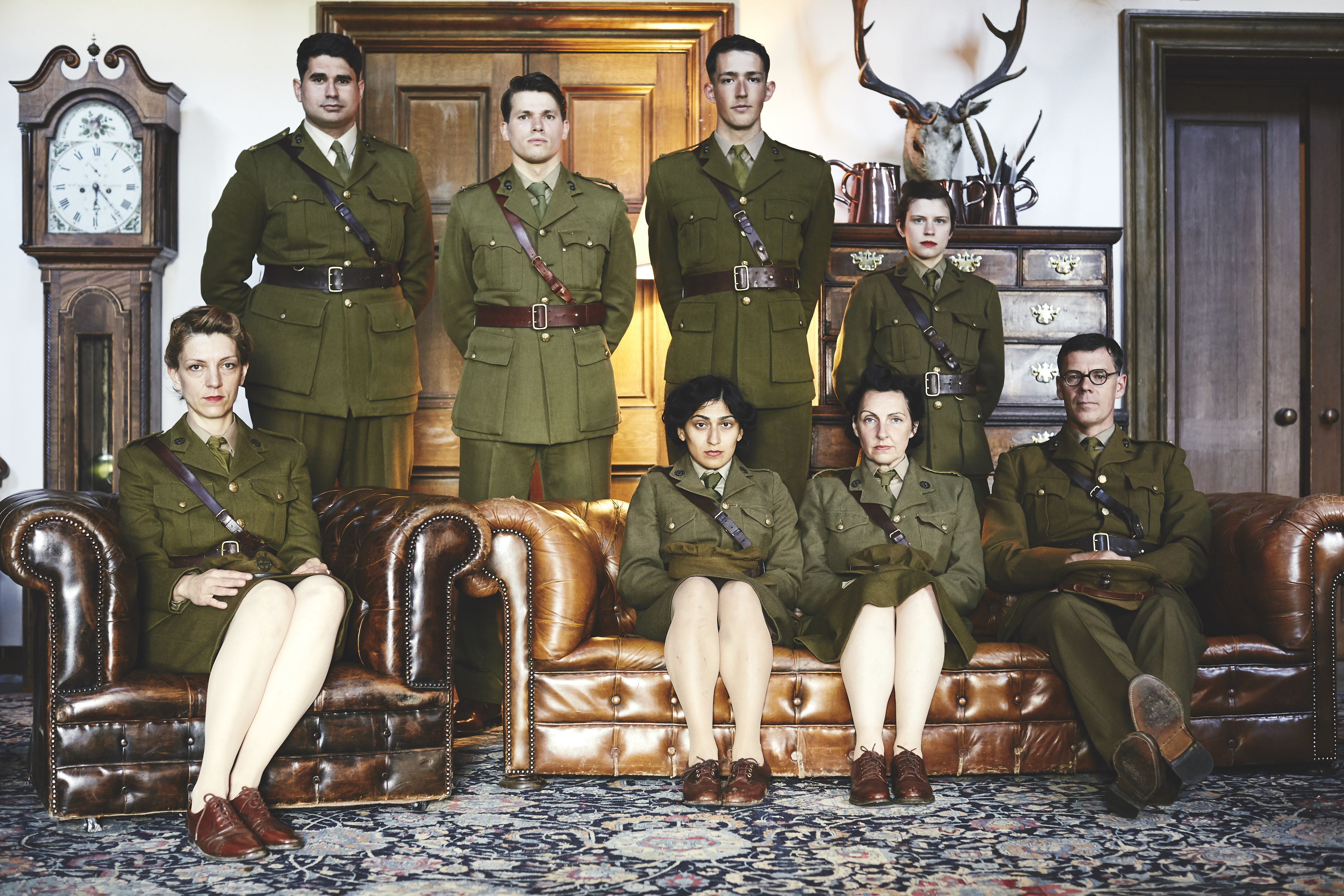 In this five-part immersive living history series, the training programme of one of World War Two's most covert organisations is being resurrected, having spent 60 years under lock and key.