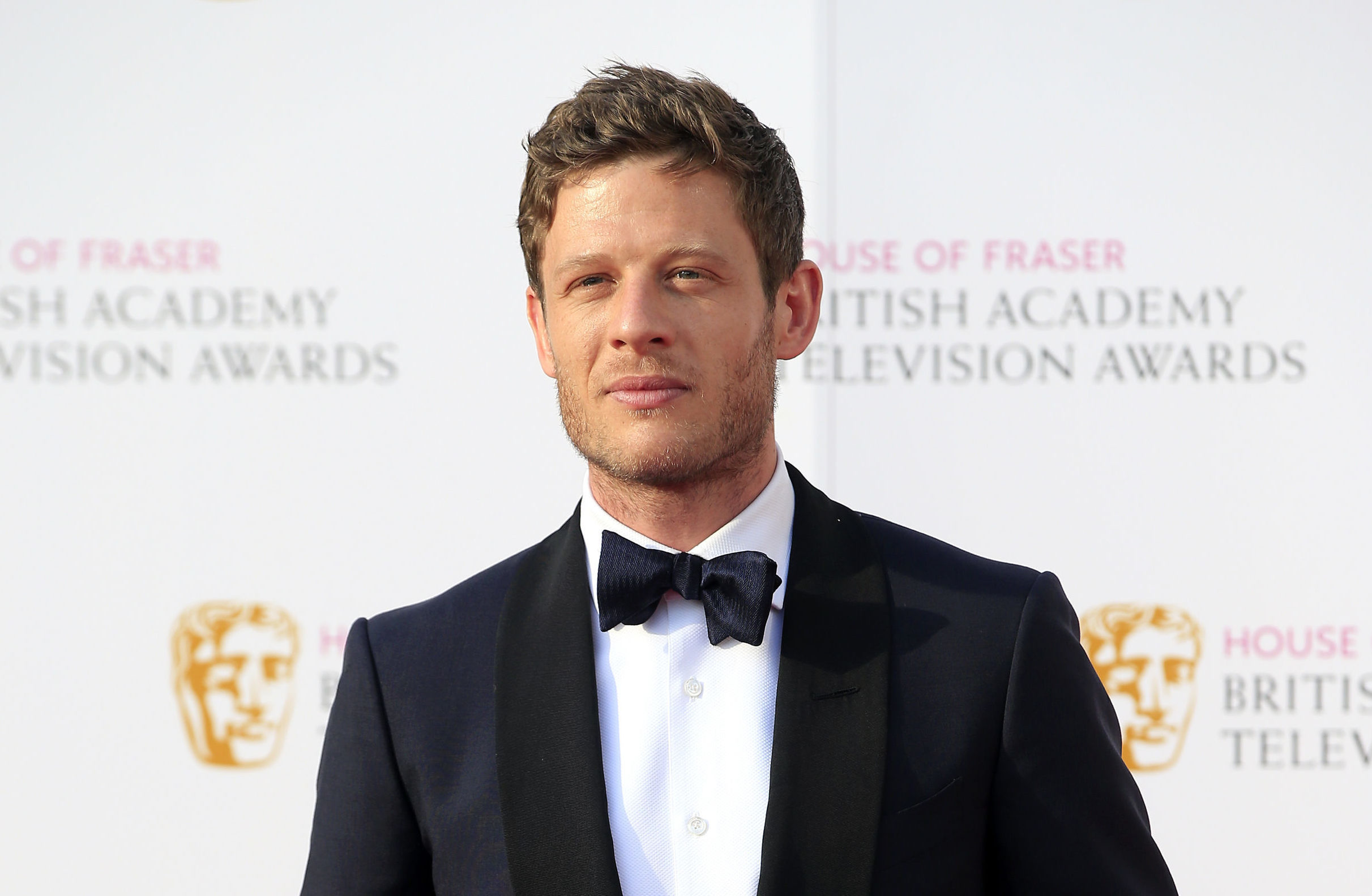 James Norton (Jonathan Brady/PA)