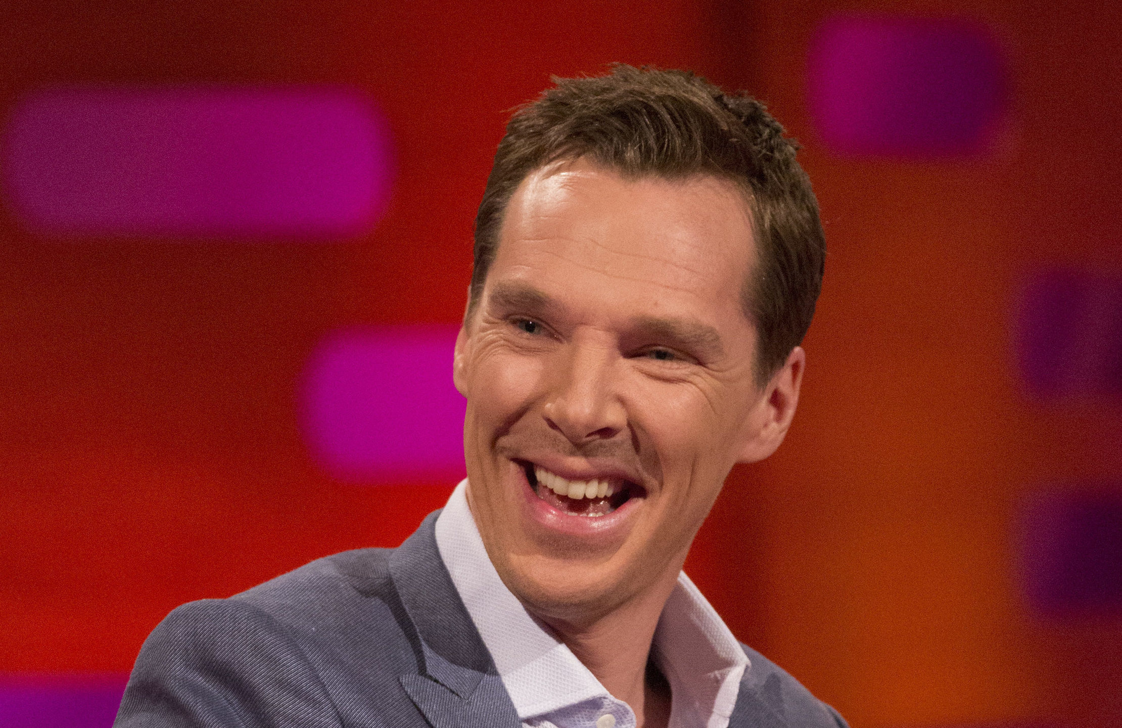 Benedict Cumberbatch 'allowed to read whole Avengers: Infinity War script' (Isabel Infantes/PA)