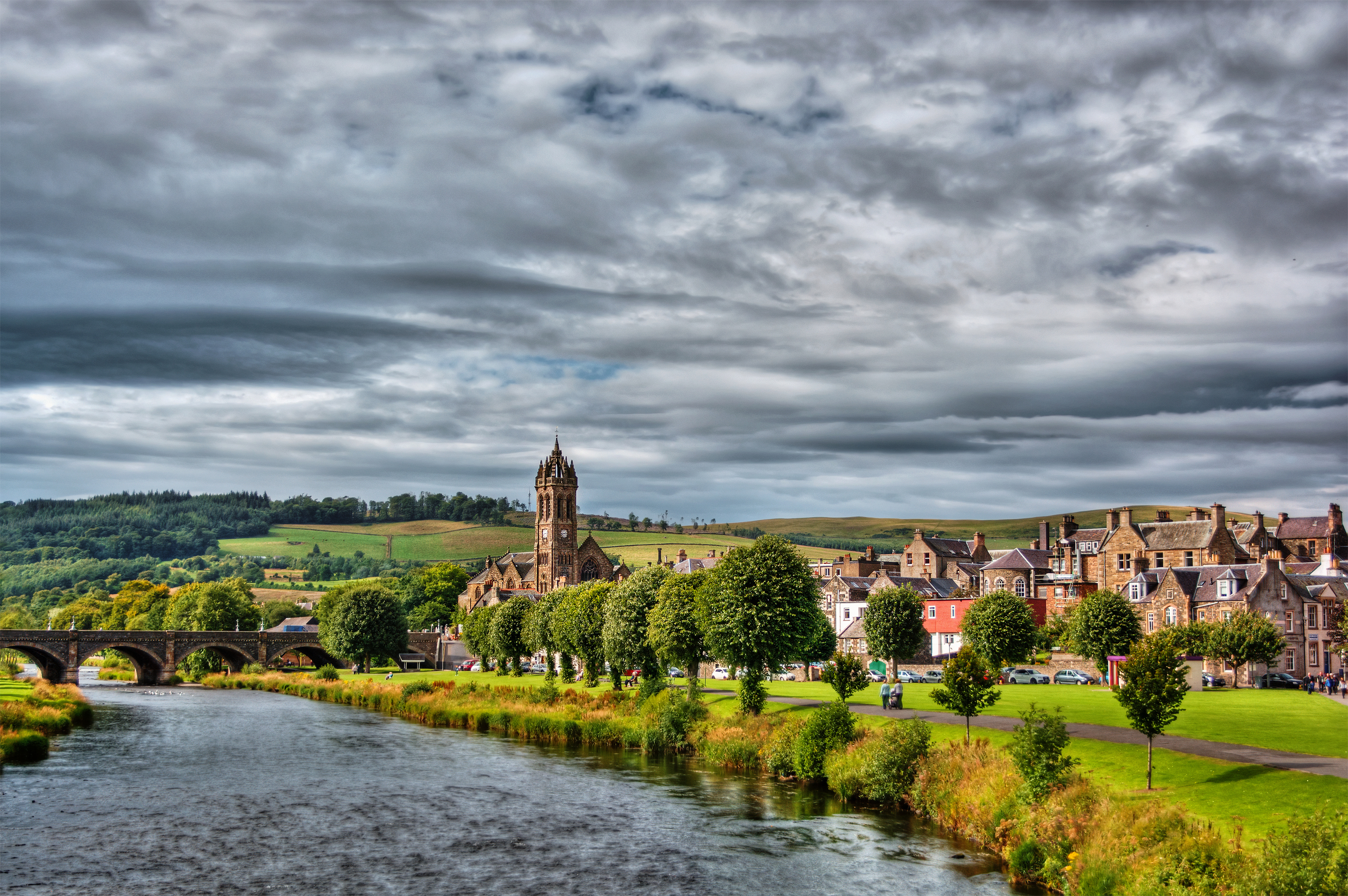 Peebles (Getty Images/iStock)