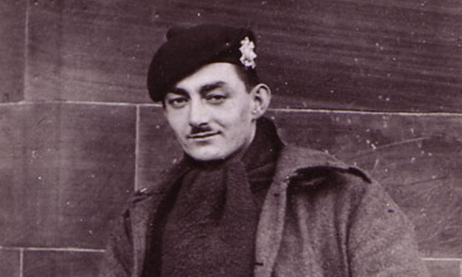 Joseph Gray, circa 1916