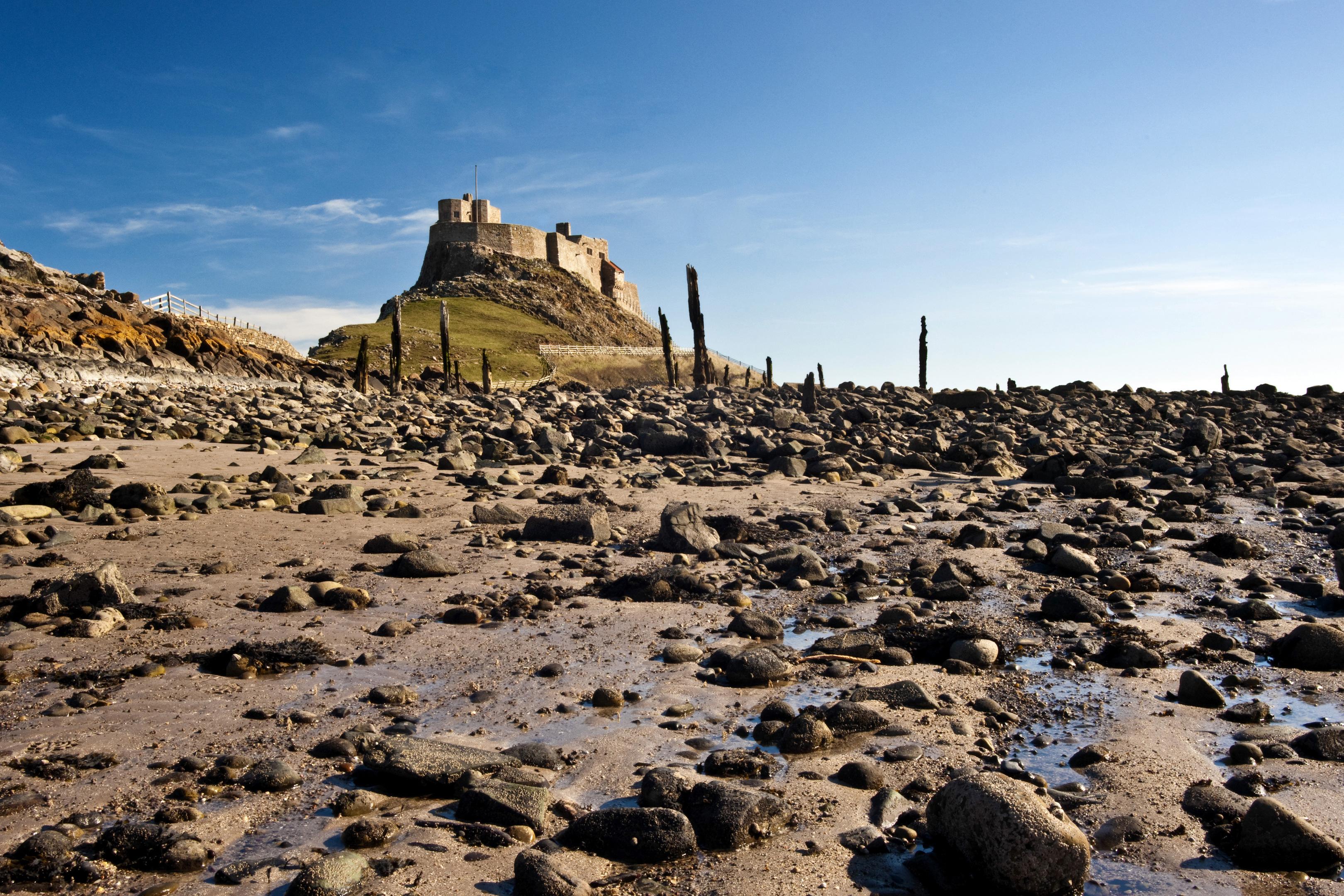 Lindisfarne Castle (Trevor Kersley)