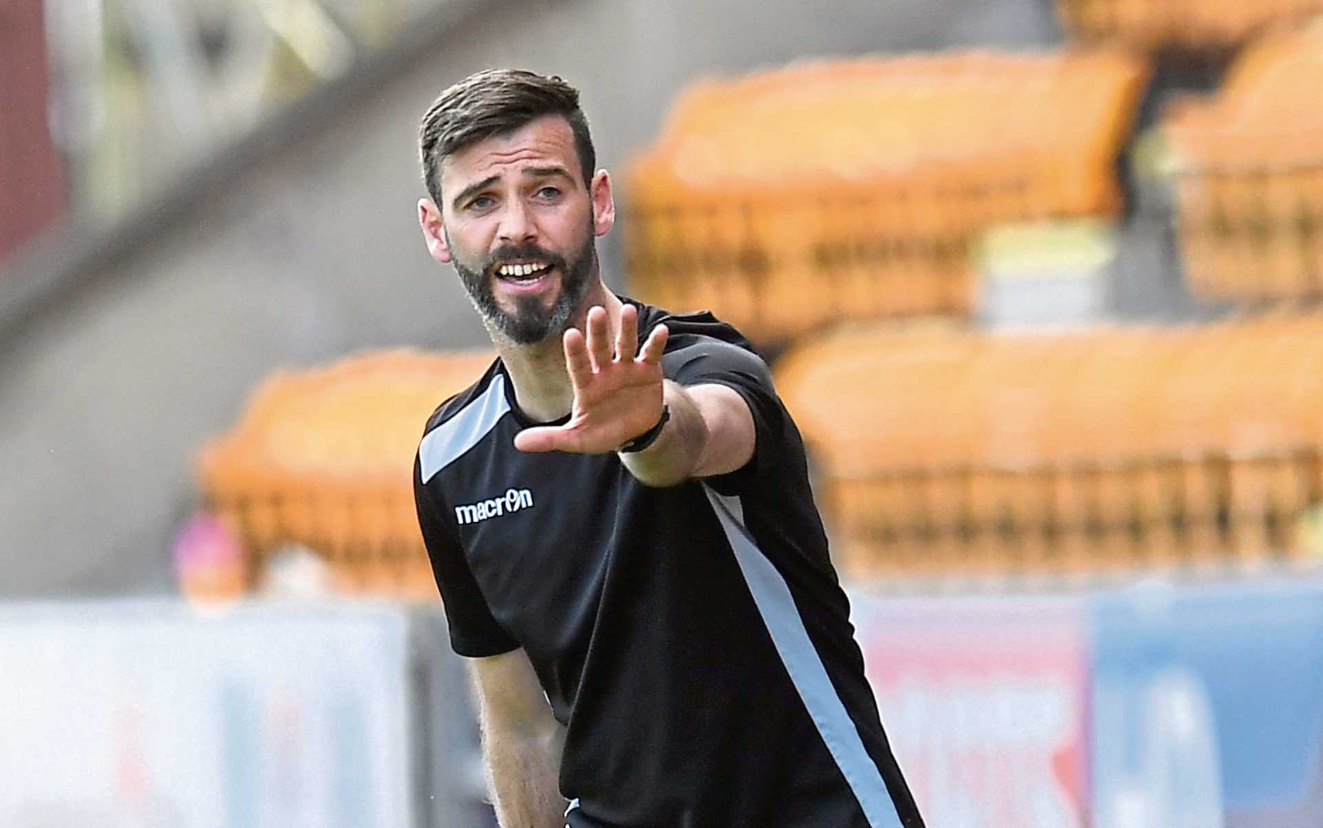 Ross County co-manager Stuart Kettlewell (SNS Group)