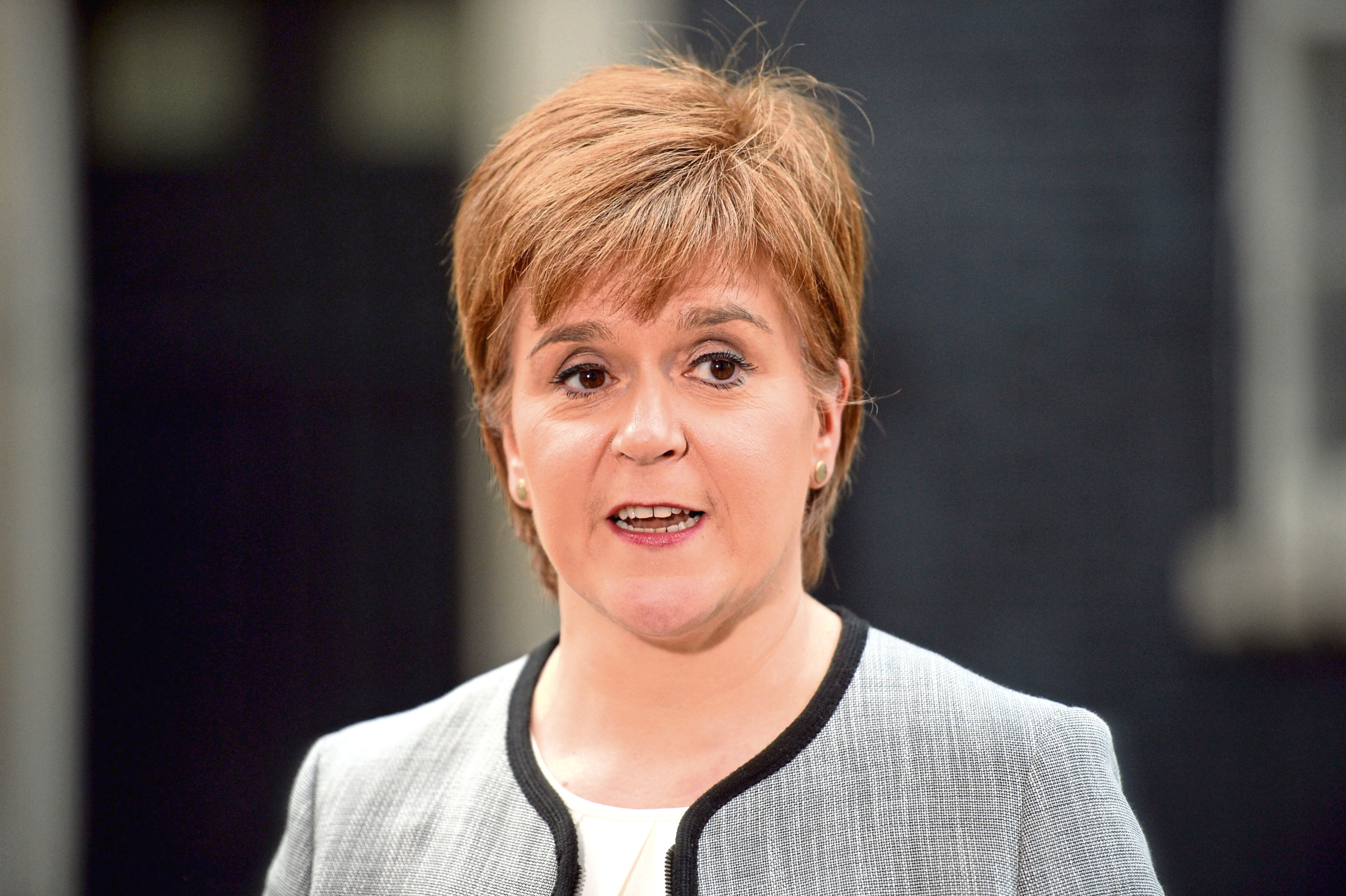 Nicola Sturgeon (Kirsty O'Connor/PA Wire)