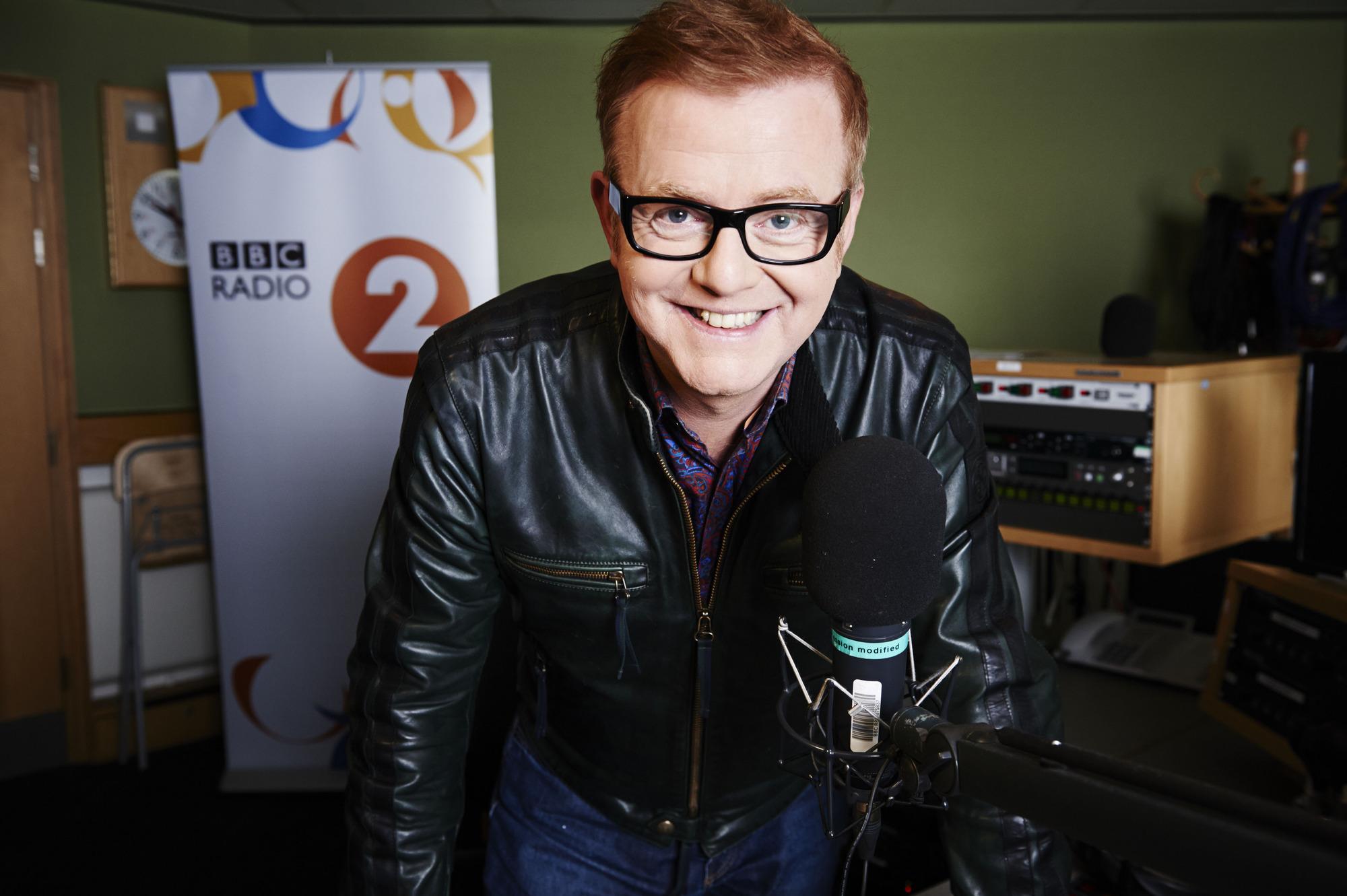 Chris Evans (BBC / Ray Burmiston)