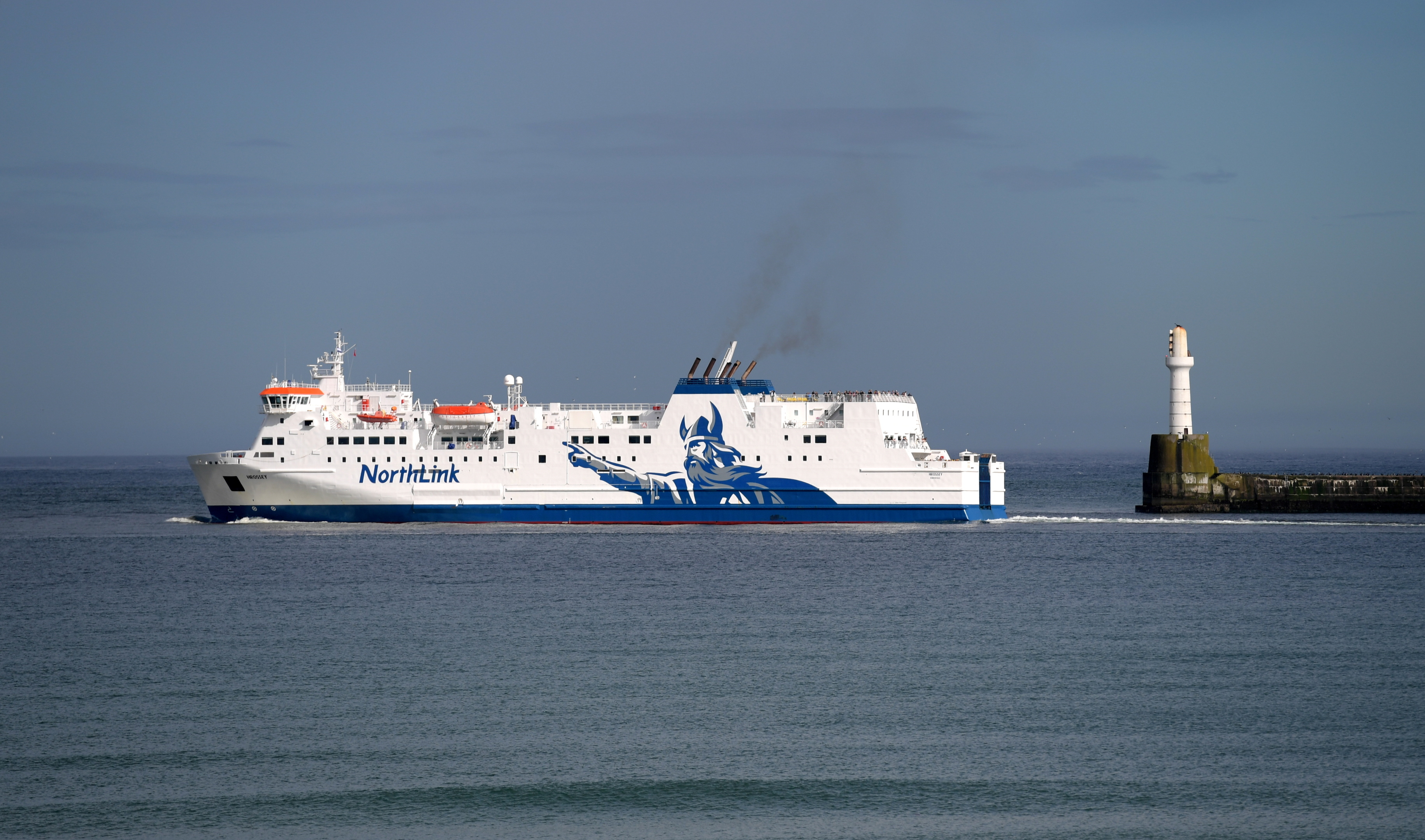 A Northlink ferry (Kath Flannery / DC Thomson)