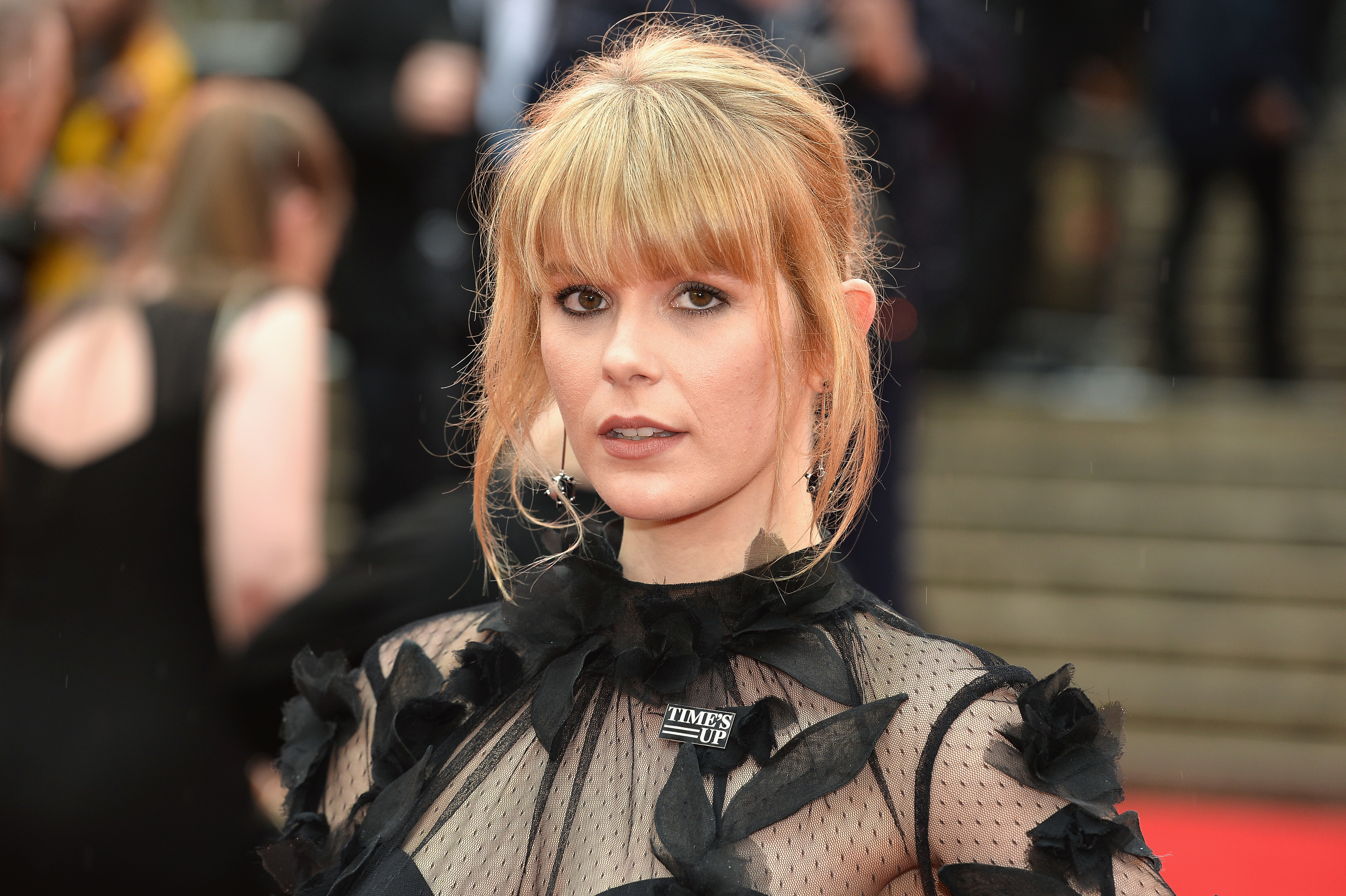 Hannah Arterton (Jeff Spicer/Getty Images)