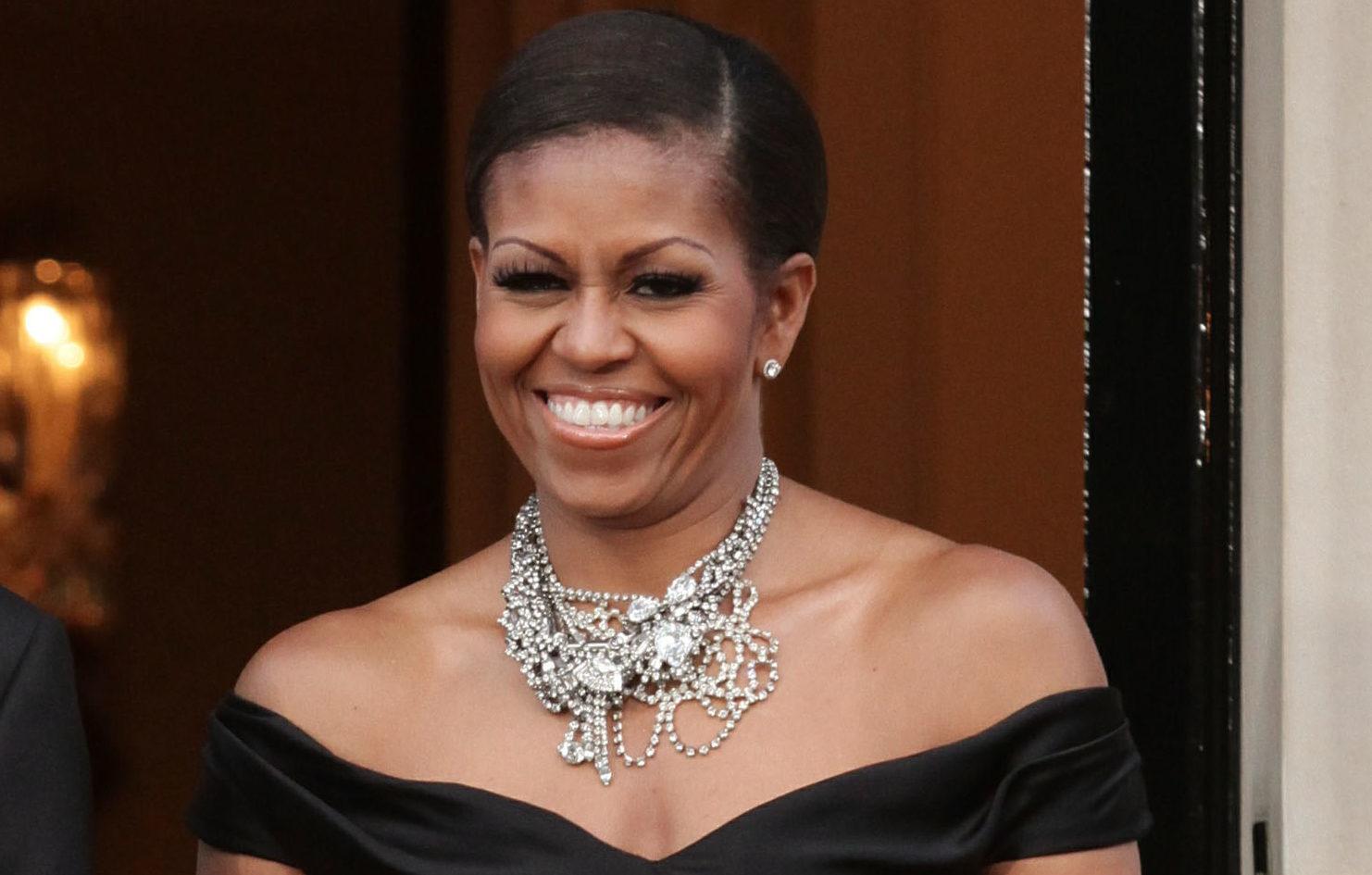 Michelle Obama (Yui Mok/PA Wire)
