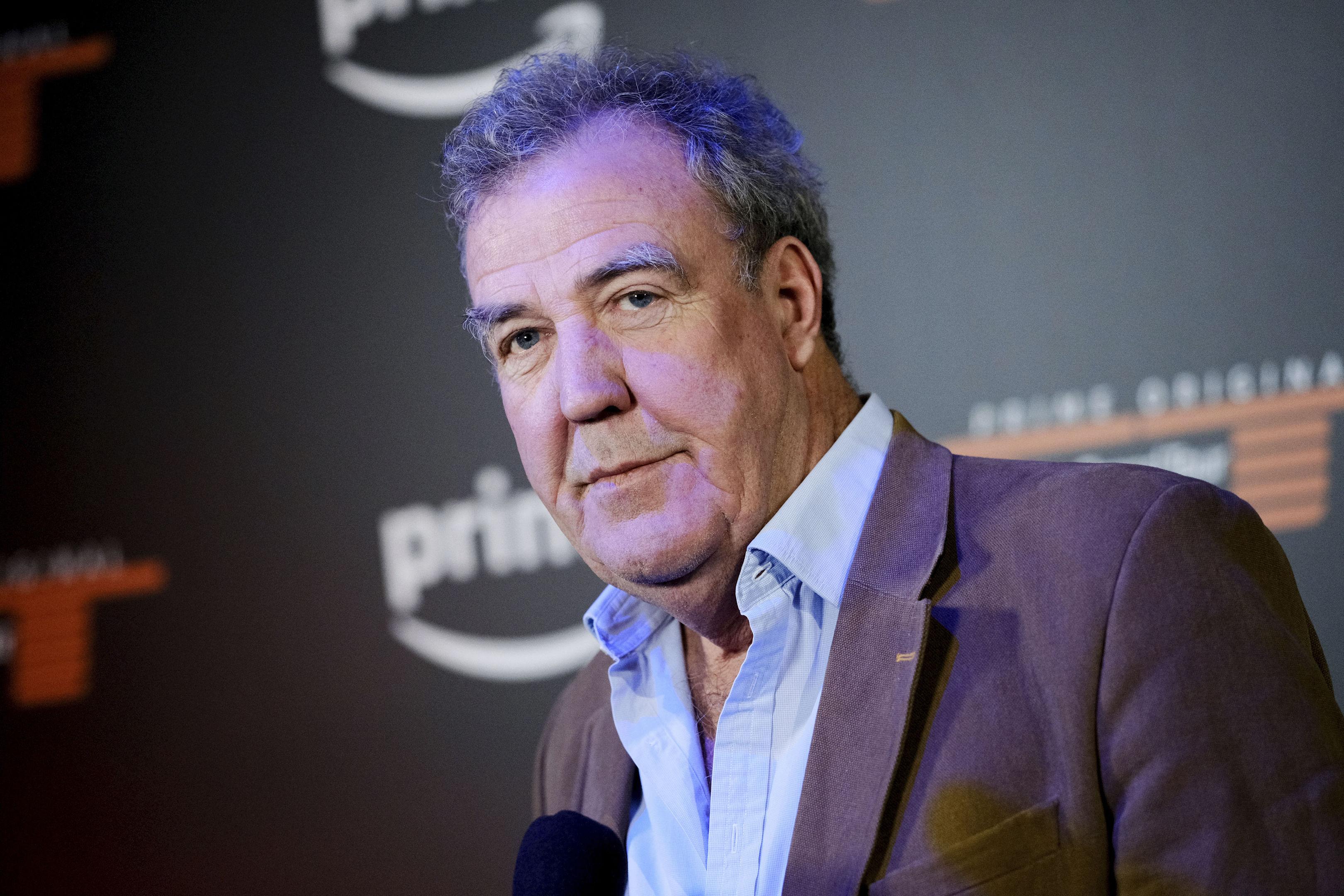 Jeremy Clarkson (Evan Agostini/Invision/AP)