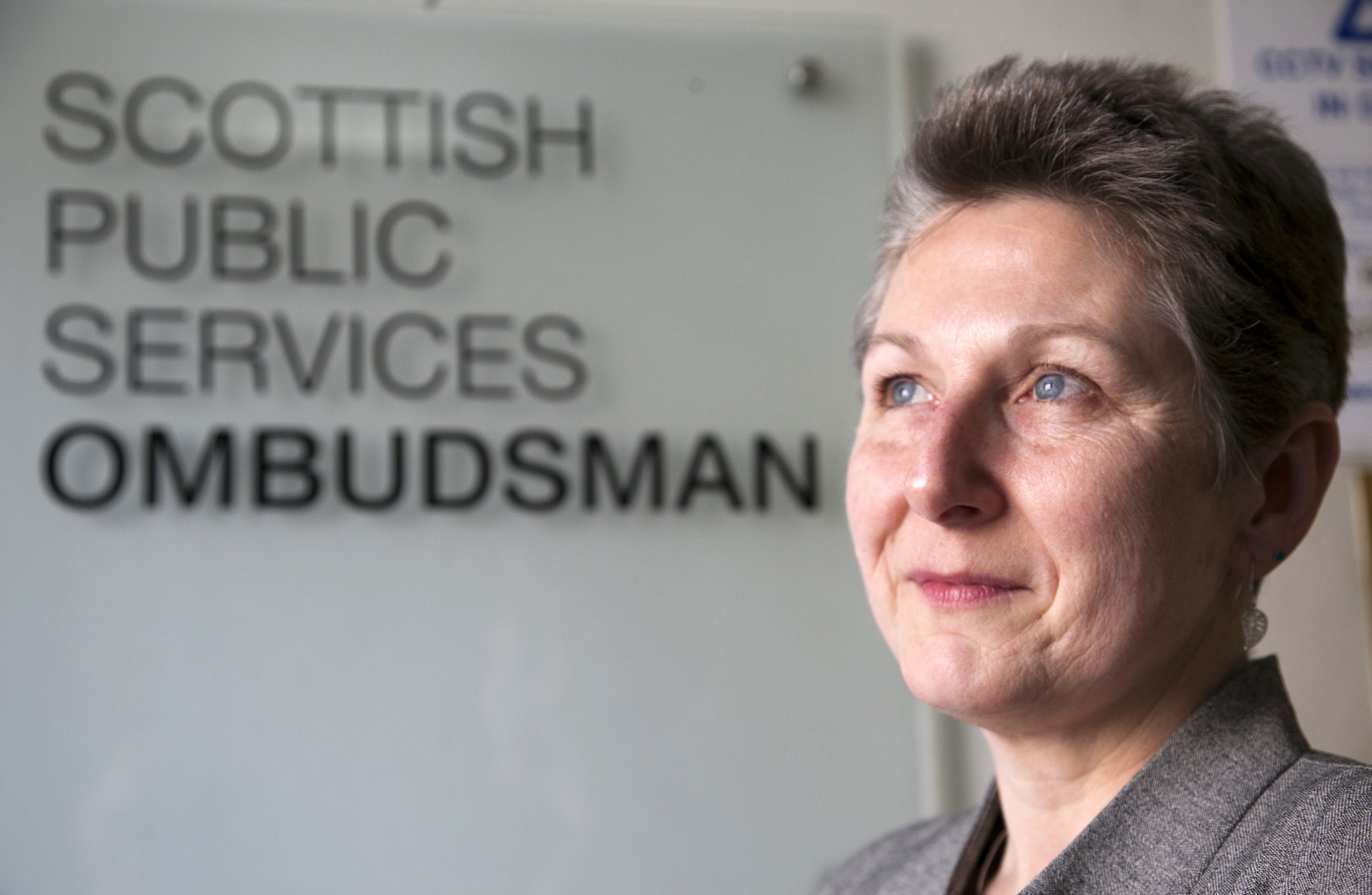 Rosemary Agnew, Scottish Public Services Ombudsman (Alistair Linford)