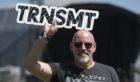 Geoff Ellis, TRNSMT organiser