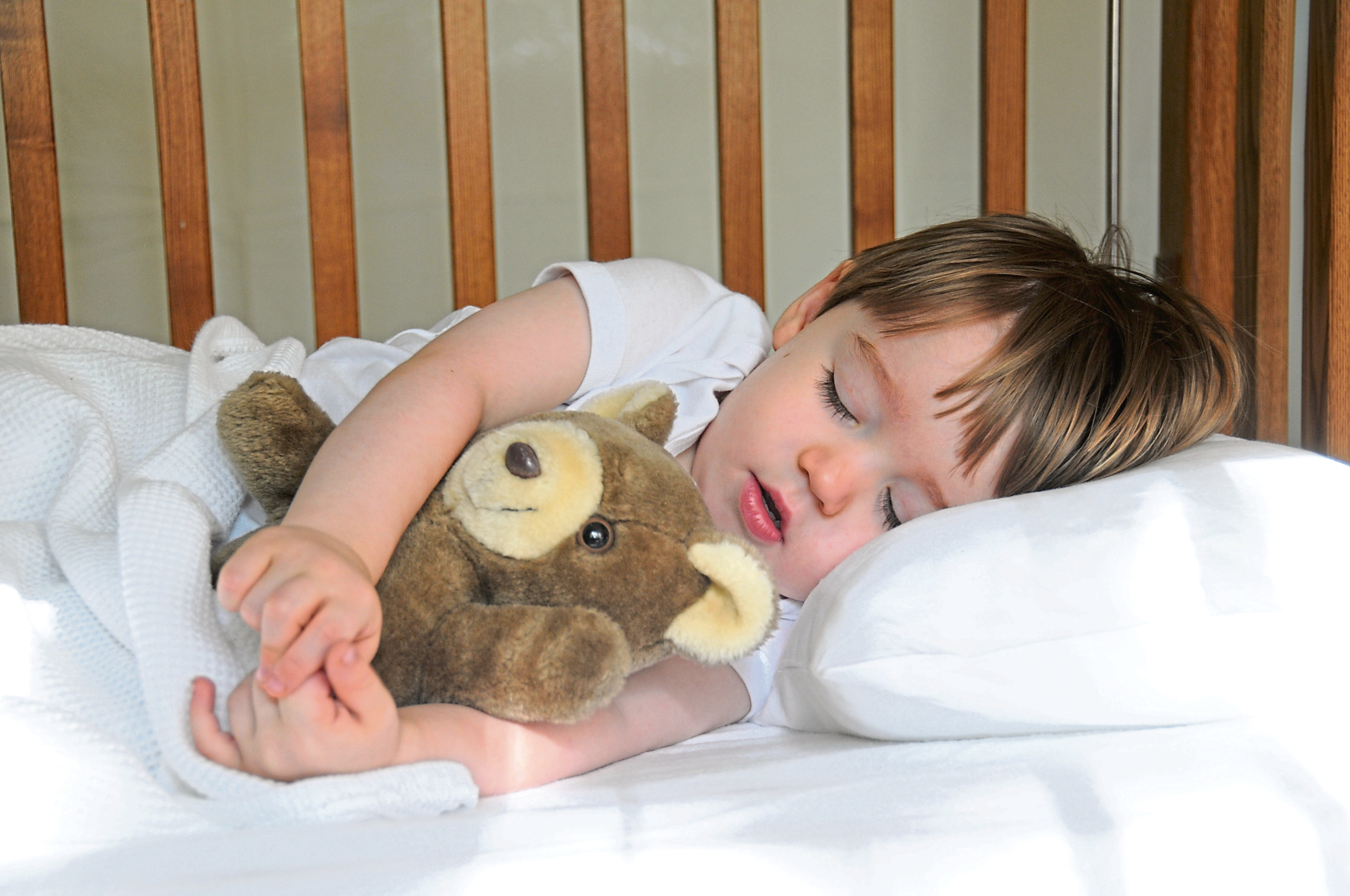 A good night's sleep has many health benefits for young and old 