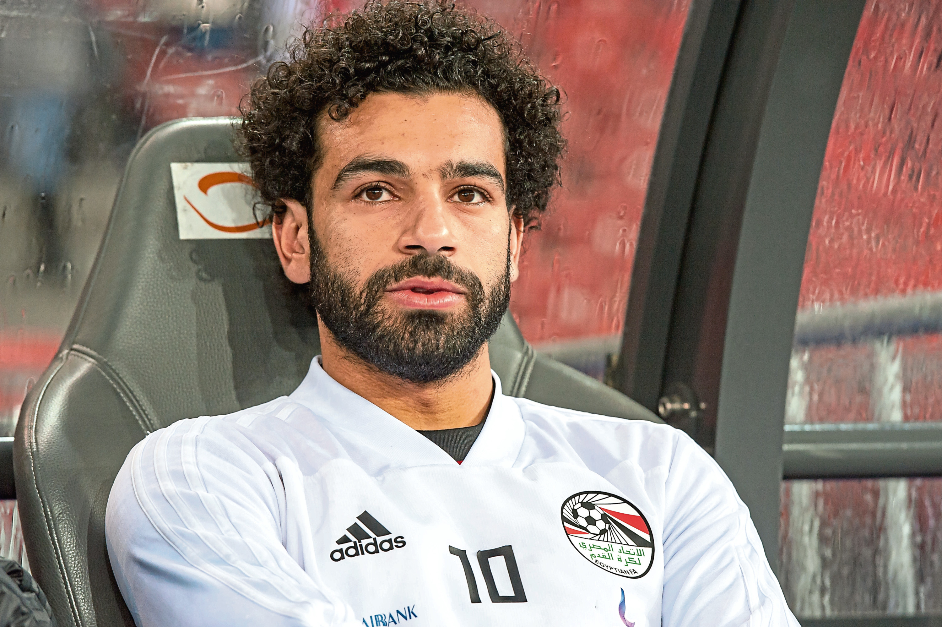 Mohamed Salah of Egypt  (Robert Hradil/Getty Images)