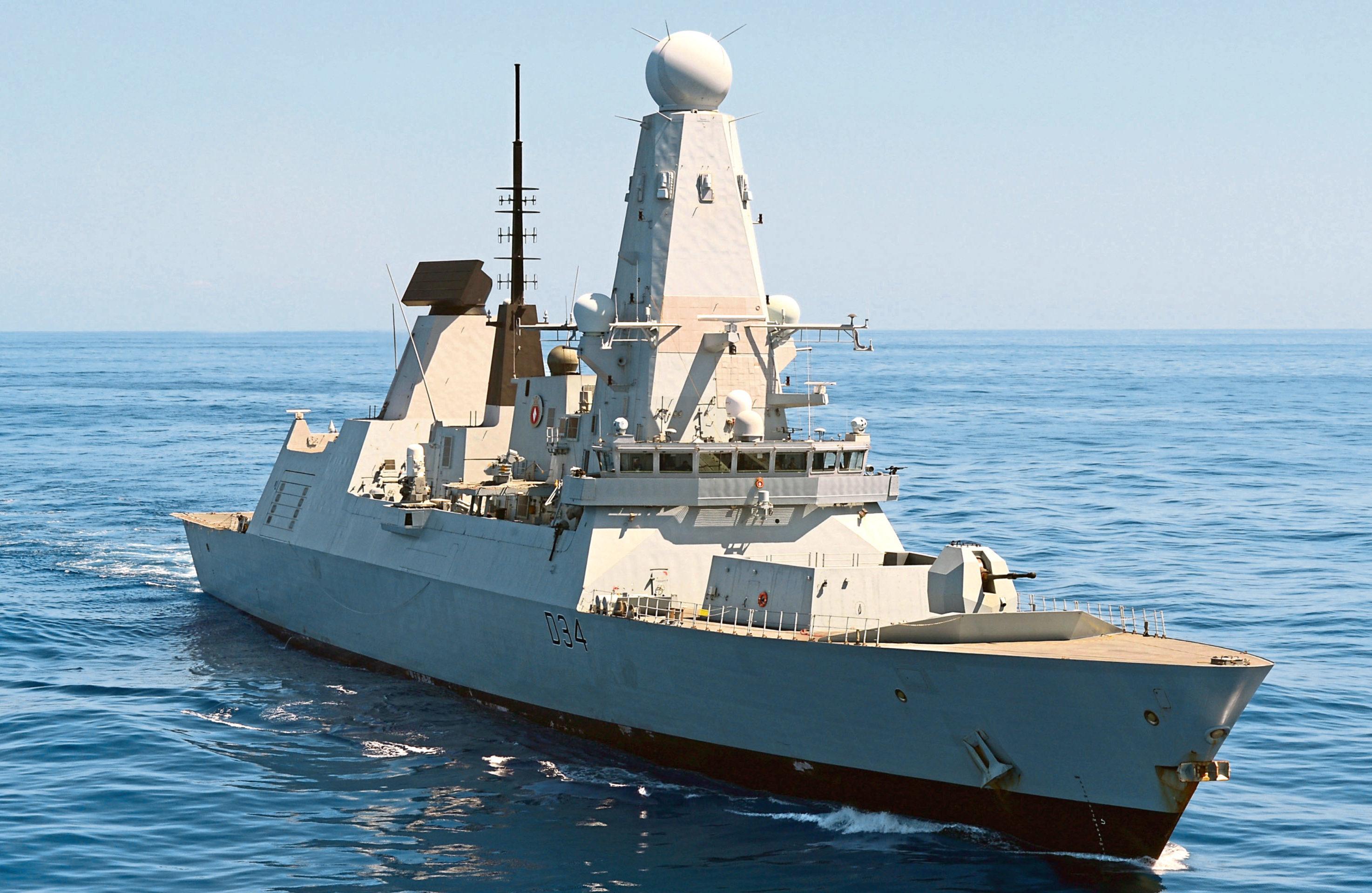 HMS Diamond (MOD)