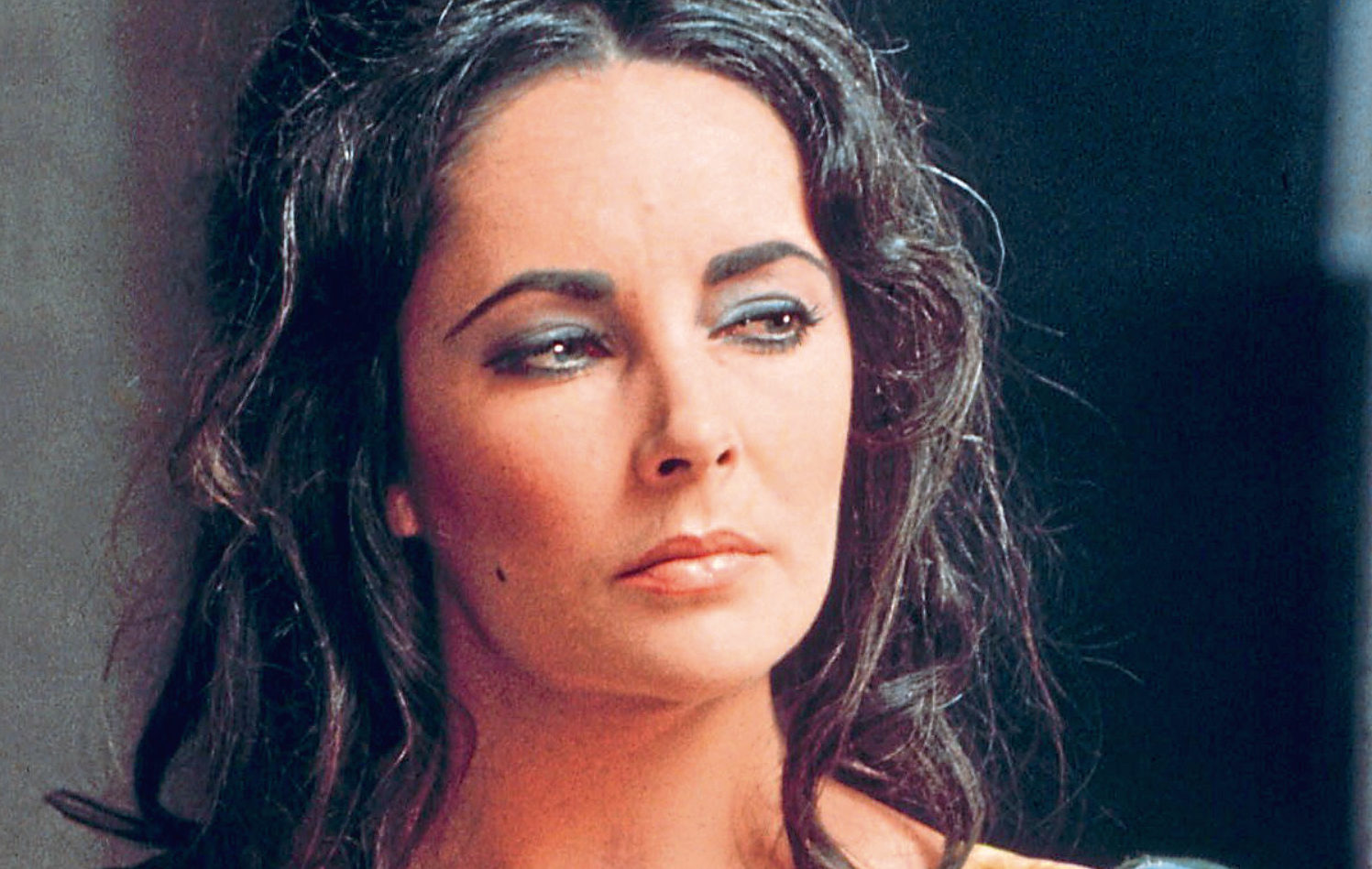 Elizabeth Taylor, who was lauded for her charity work later on in her life, took on the challenging role of Katherine Minola in The Taming Of The Shrew in 1967. She had no experience of Shakespeare but Taylor was received well by critics (Allstar/ROYAL FILMS)