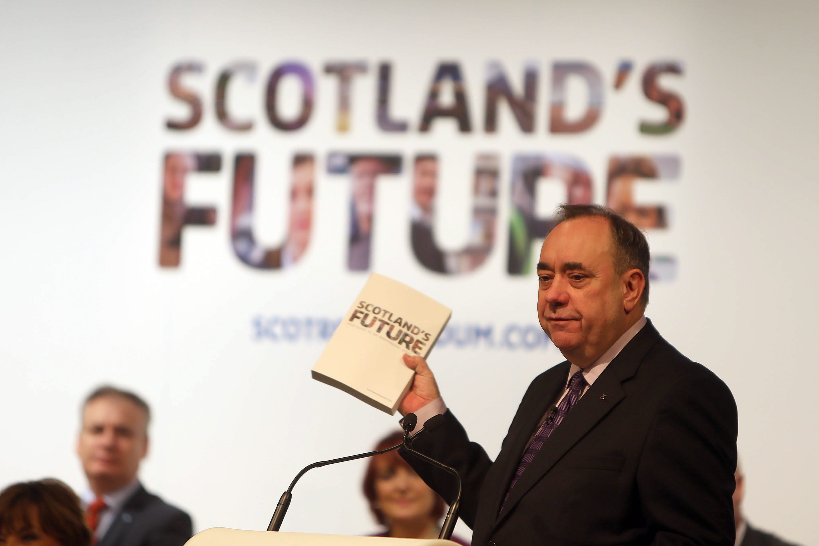 Former First Minister Alex Salmond (Gordon Terris/The Herald/PA Wire)