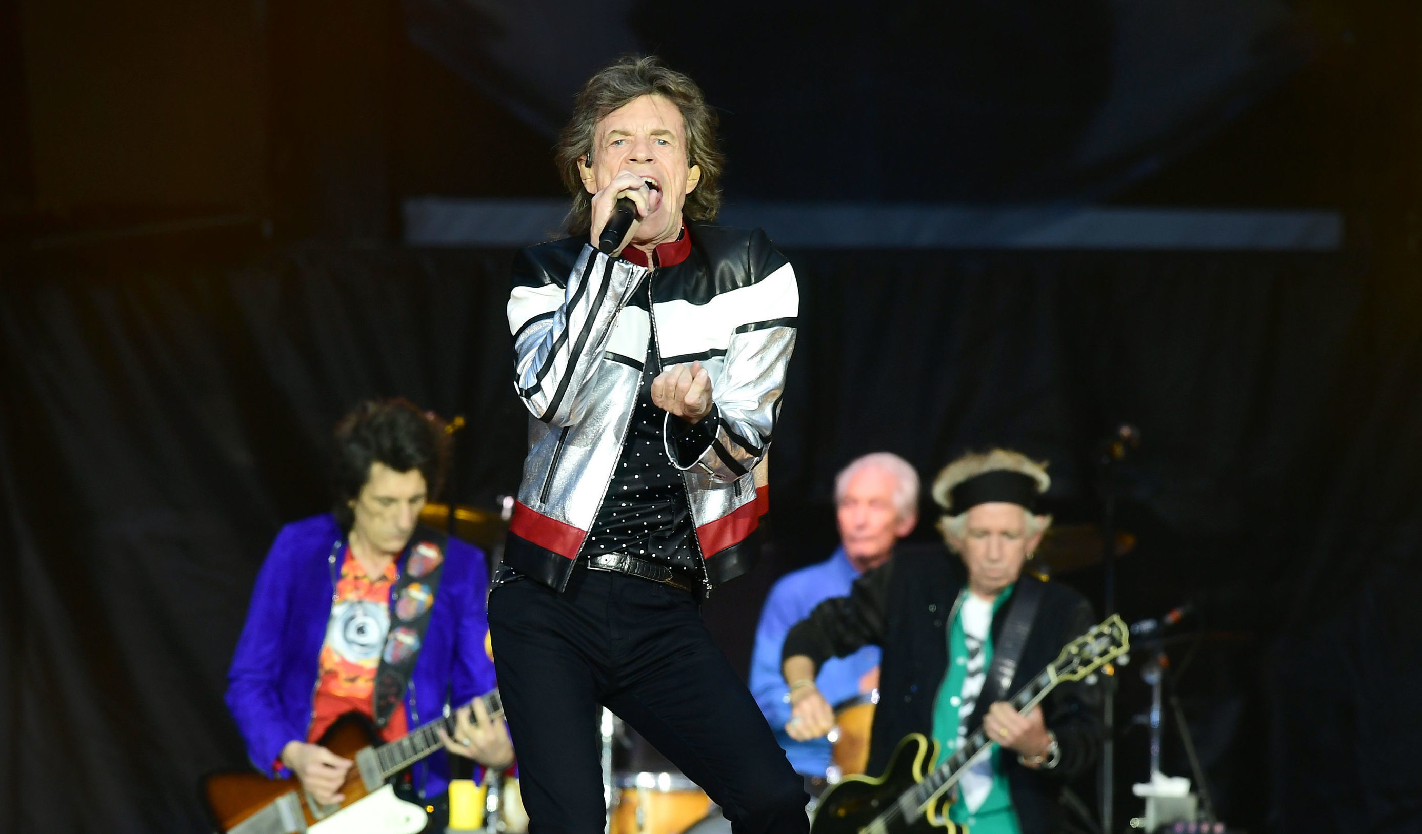 The Rolling Stones (Ian West/PA Wire)