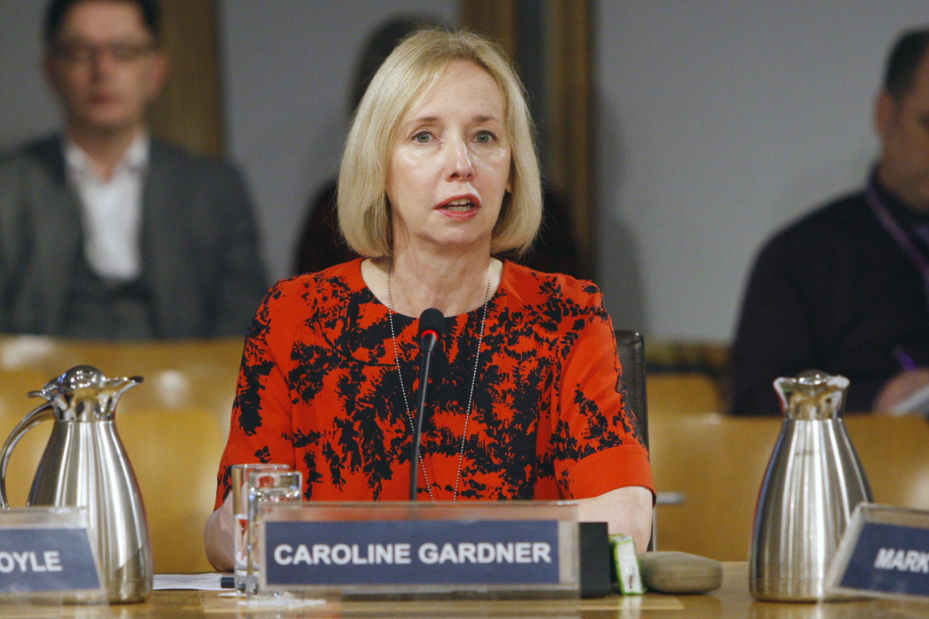 Caroline Gardner, Auditor General (Andrew Cowan/Scottish Parliament)