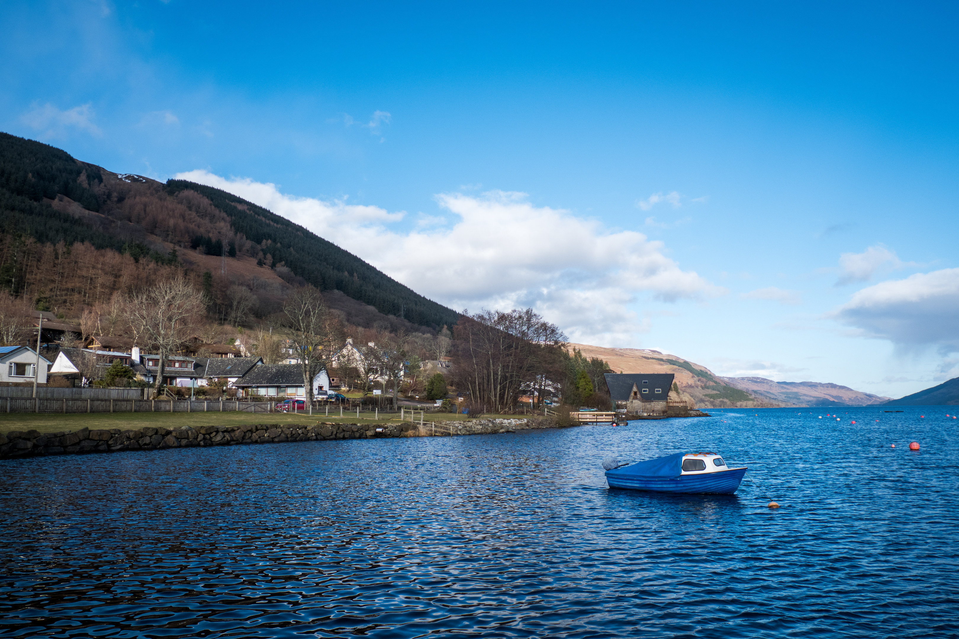 Loch Earn (Andrew Cawley / DC Thomson)