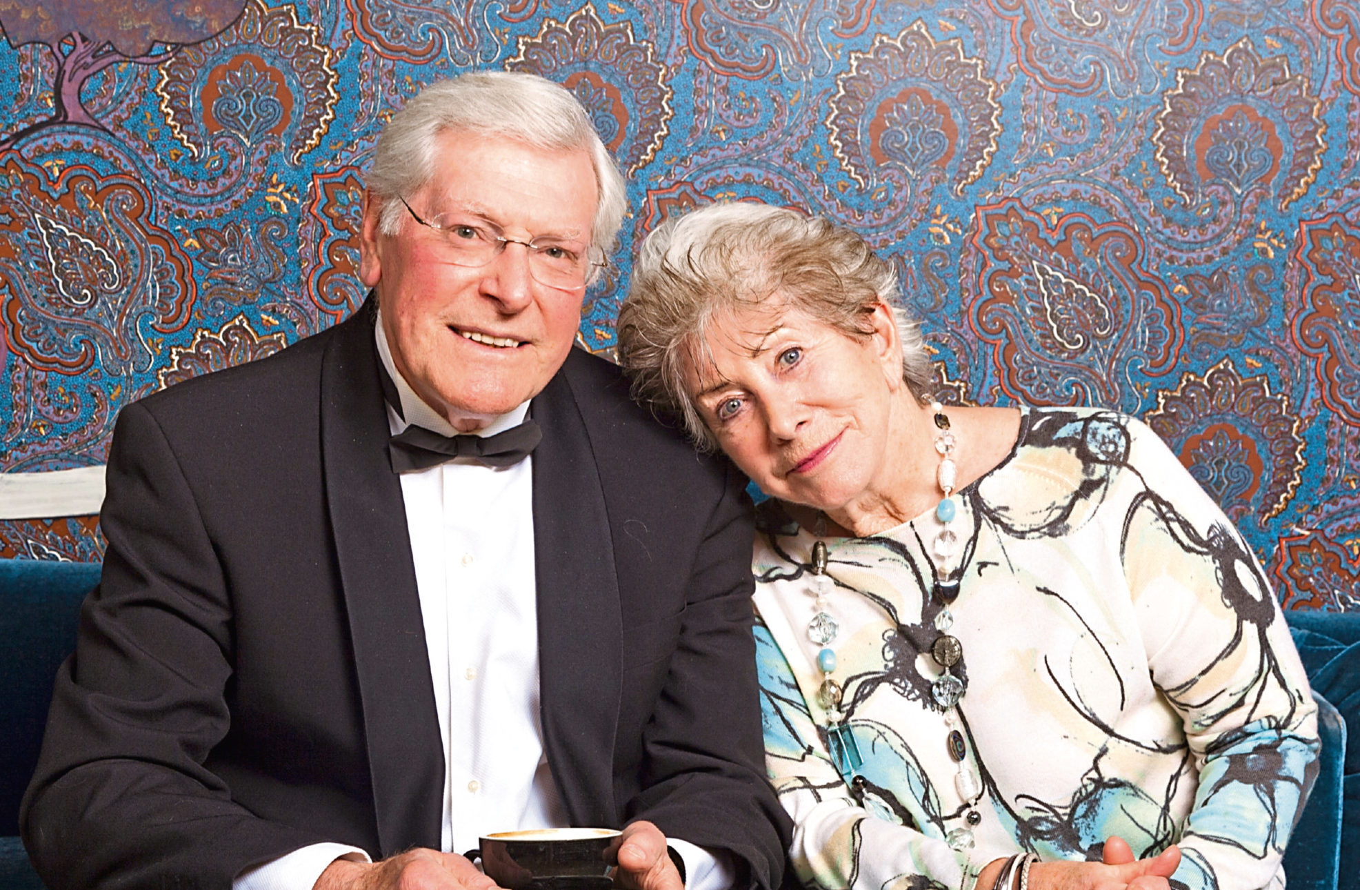 Peter Purves and Valerie Singleton, who, with the late John Noakes, inspired a generation (Nick Rutter)