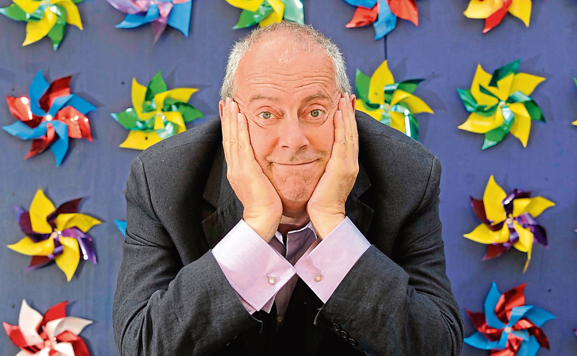 Giles Brandreth ahead of his Fringe musical. Scotsman Festival supplement.