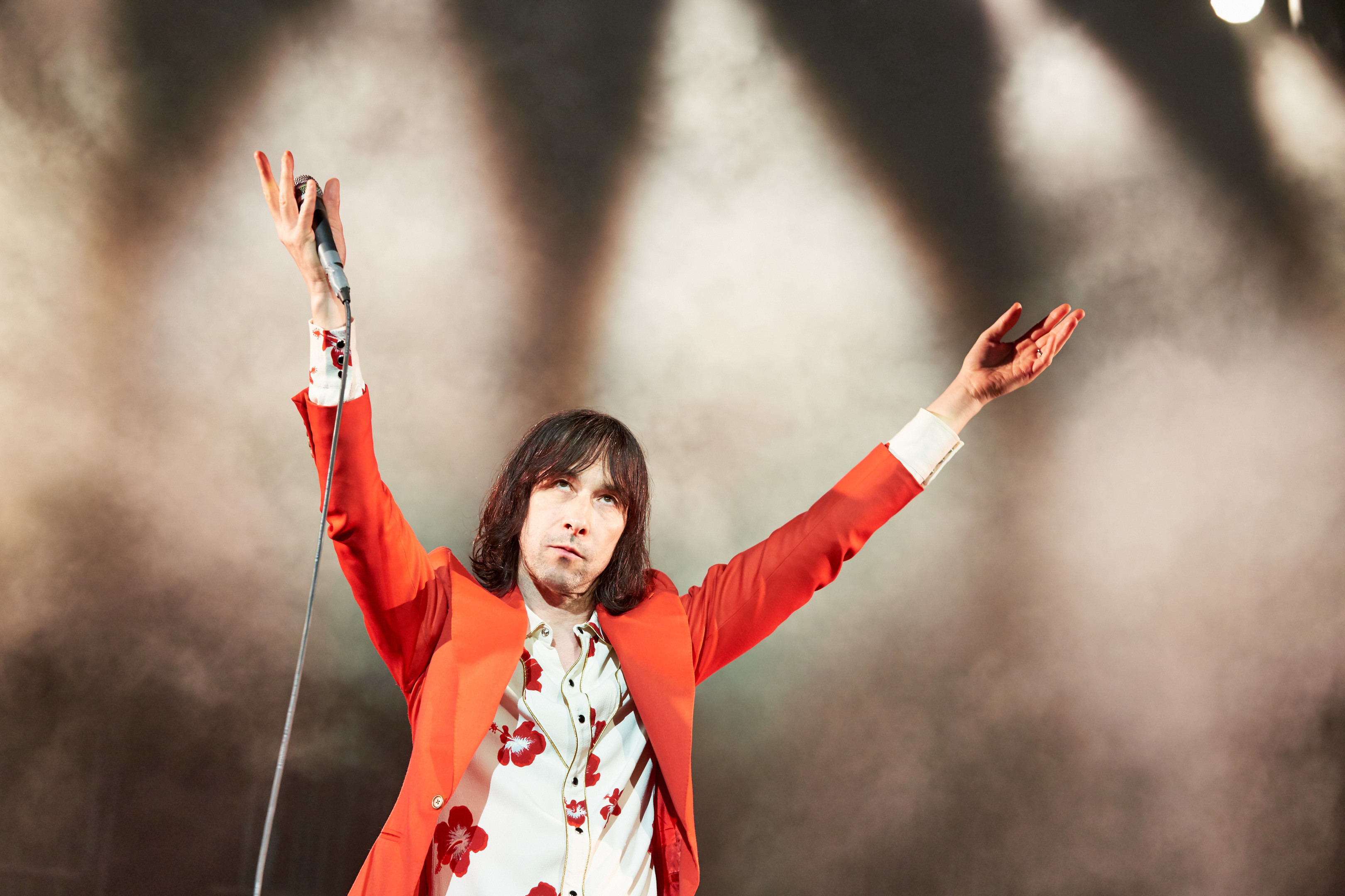 Primal Scream and Lewis Capaldi will perform at the V&A opening event. (Photo by Phil Bourne/Redferns)