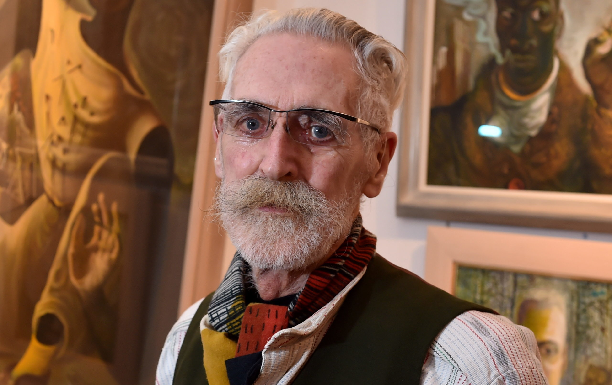 Artist John Byrne reveals his thoughts in today's Sunday Post (Kenny Elrick)