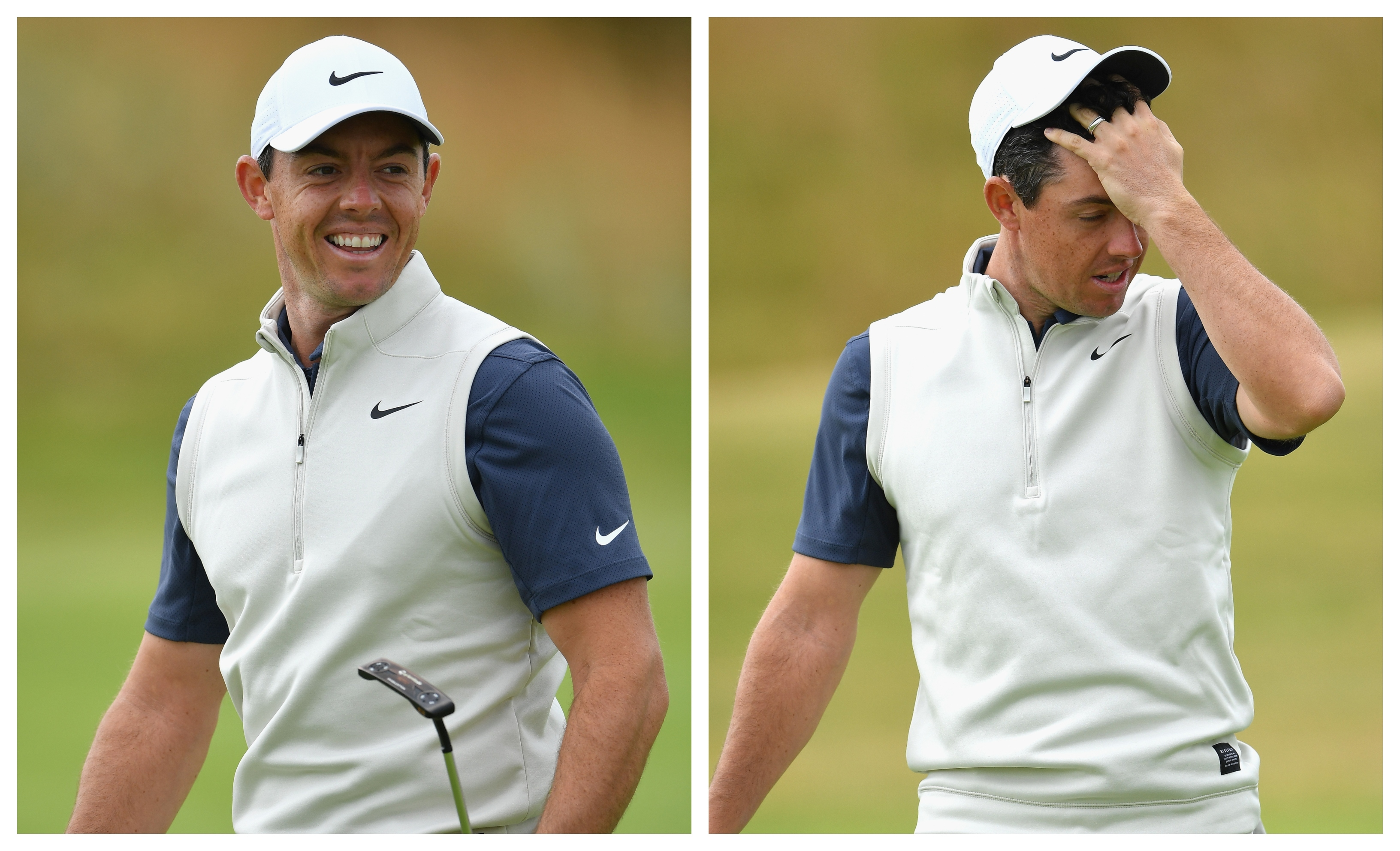 Will it be boom or bust for Rory McIlroy at Carnoustie? (Stuart Franklin / Getty Images)