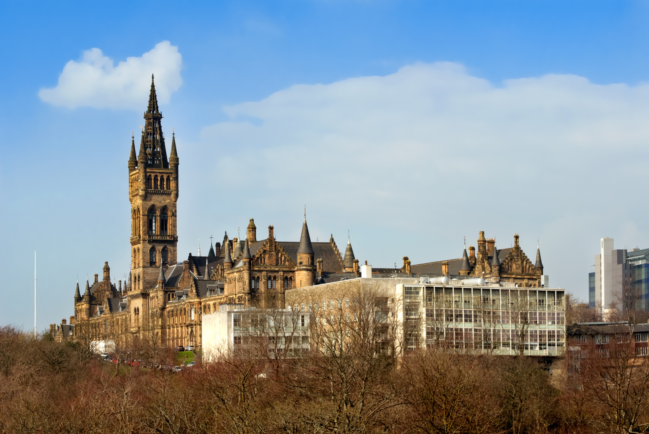 University of Glasgow (Getty Images)