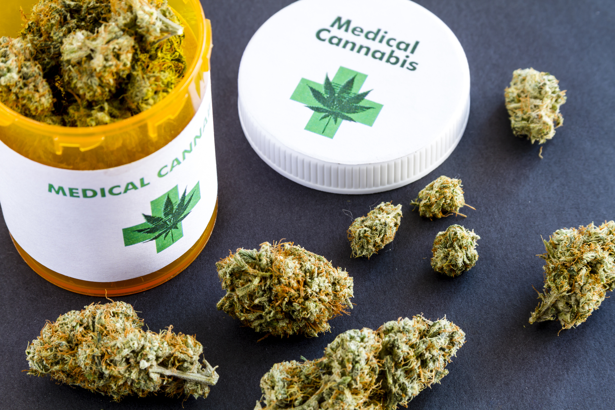 Medical marijuana encouraged to be prescribed in UK first (Getty)