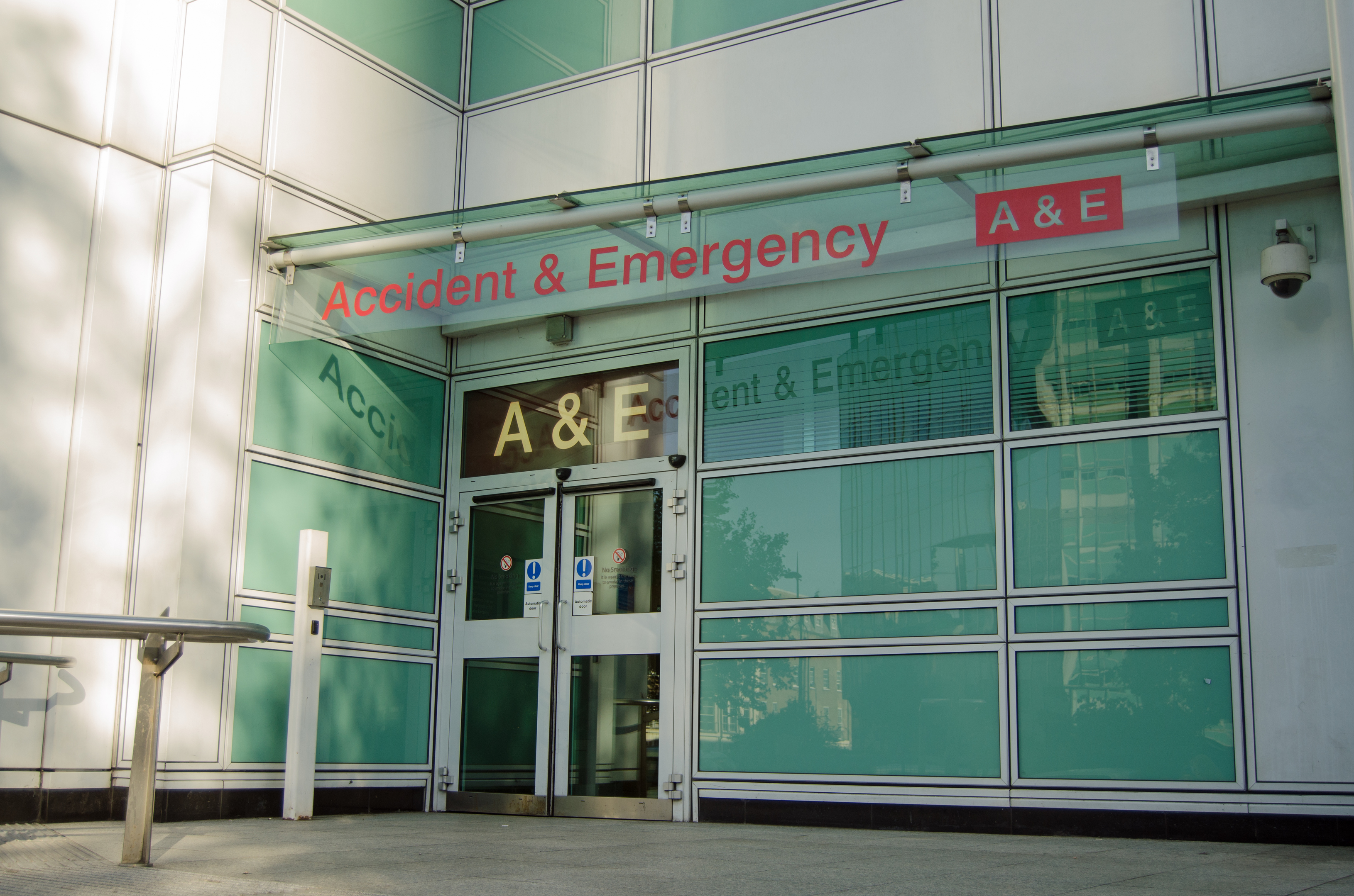 A&E departments are stressed and stretched. (Getty)