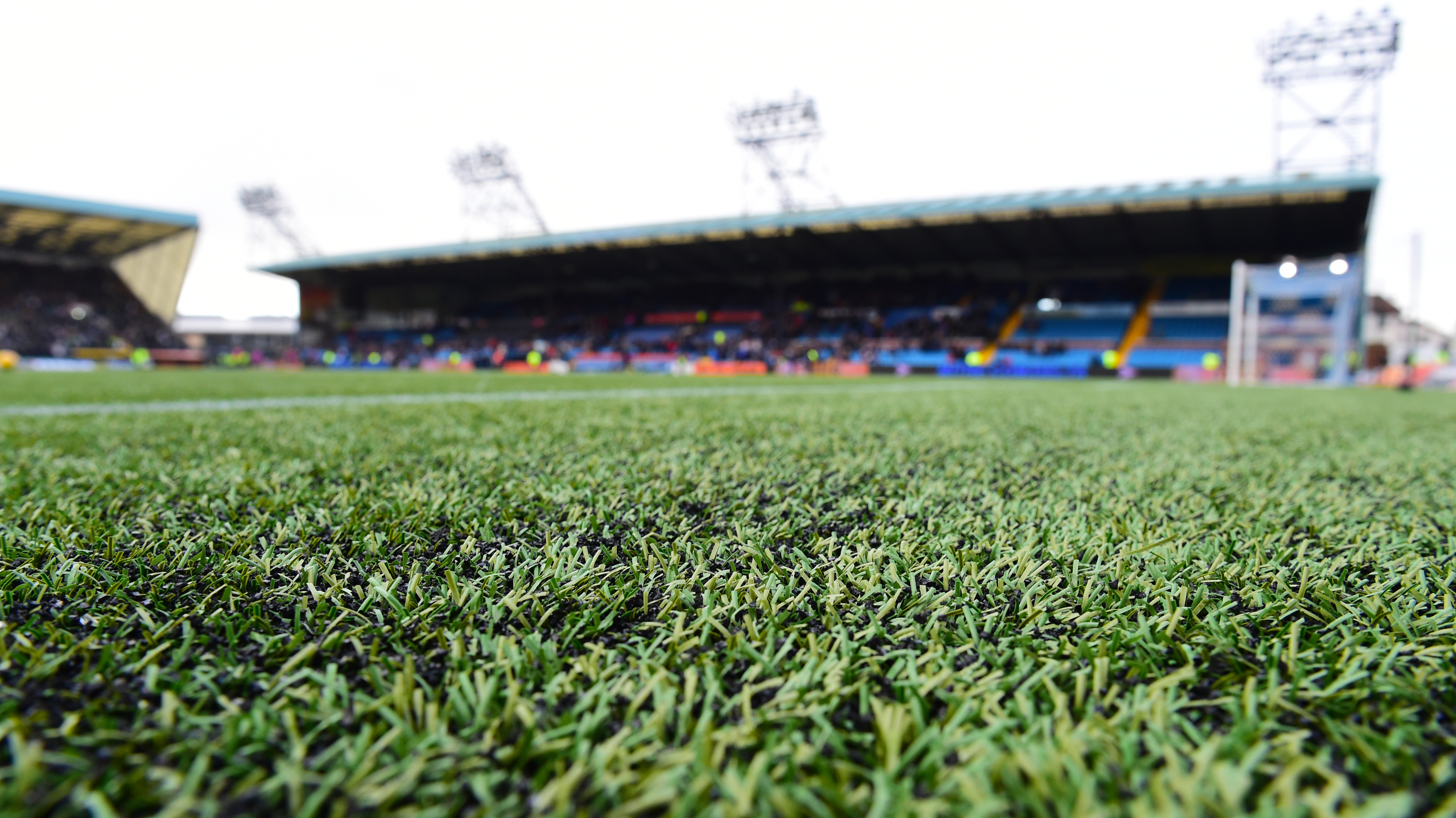 Rugby Park's artificial pitch has come in for criticism (SNS Group / Alan Harvey)