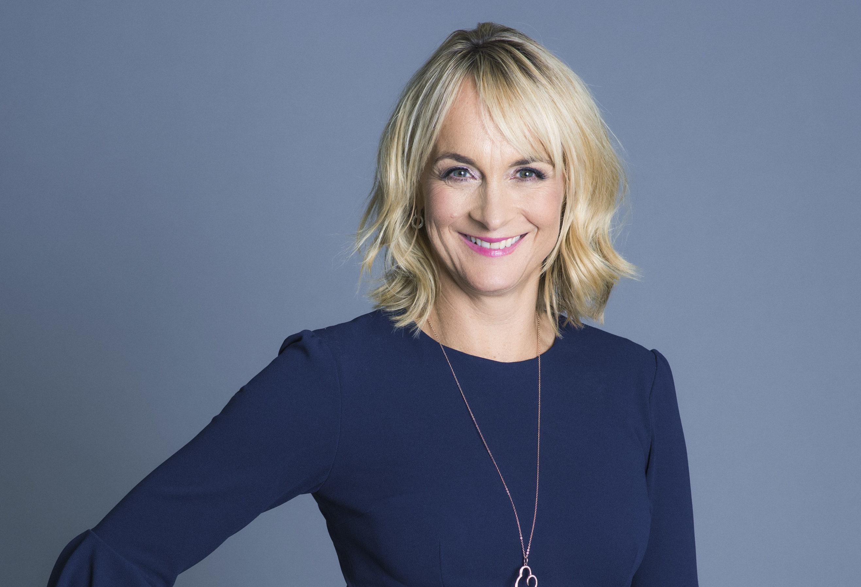 Louise Minchin (BBC / Steve Schofield)