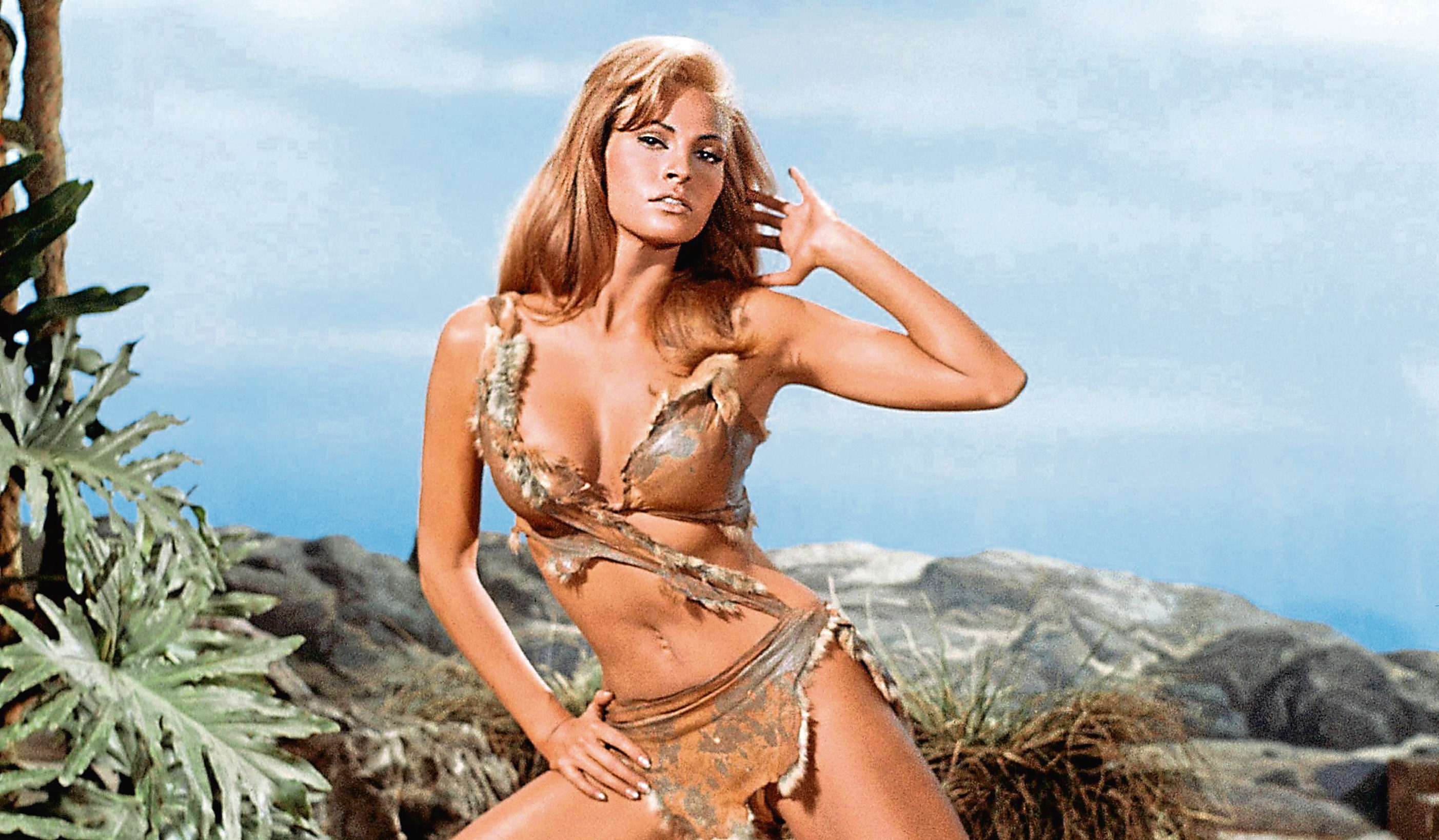 Raquel Welch in One Million Years BC, 1966  (Allstar/STUDIOCANAL/20TH CENTURY FOX