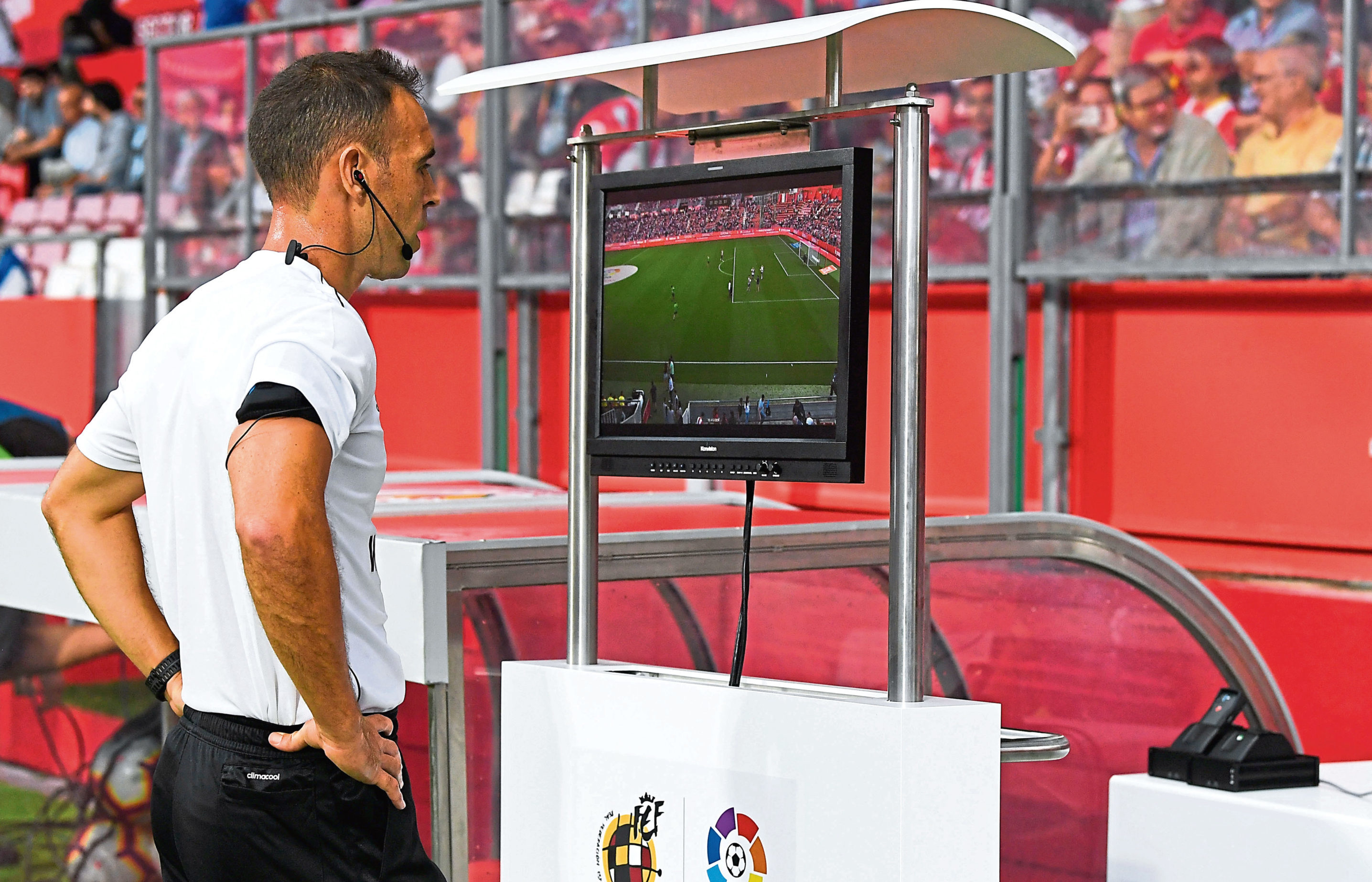 VAR has its merits but shouldn't be used in only selected games, says Alan